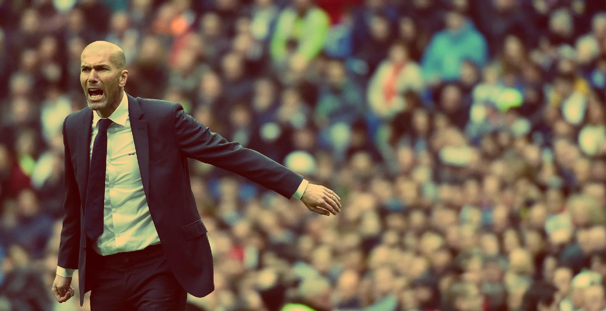 Coach ZIZOU : Les débuts de Zinédine