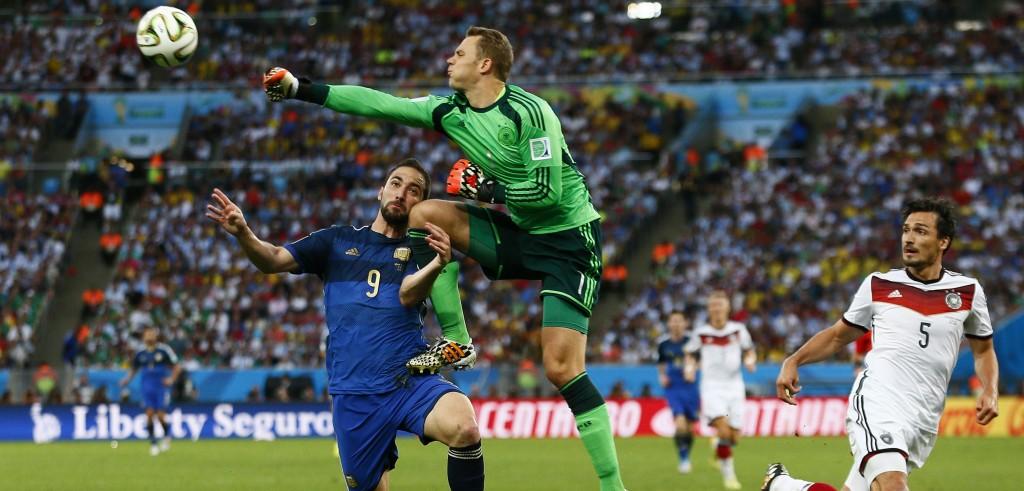 FOOTBALL : Allemagne vs Argentine - Coupe du Monde - Finale - Maracana - 13/07/2014