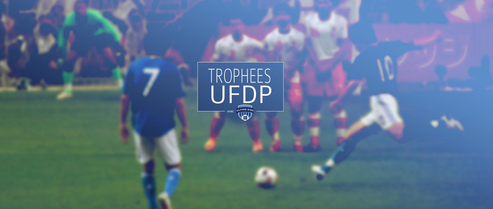 Trophées UFDP : Les vainqueurs