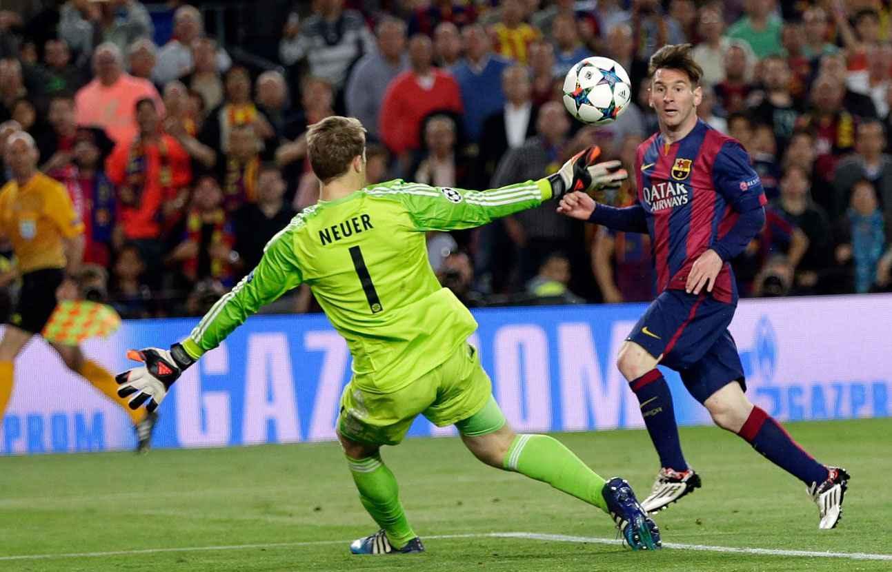 Leo est redevenu Messi