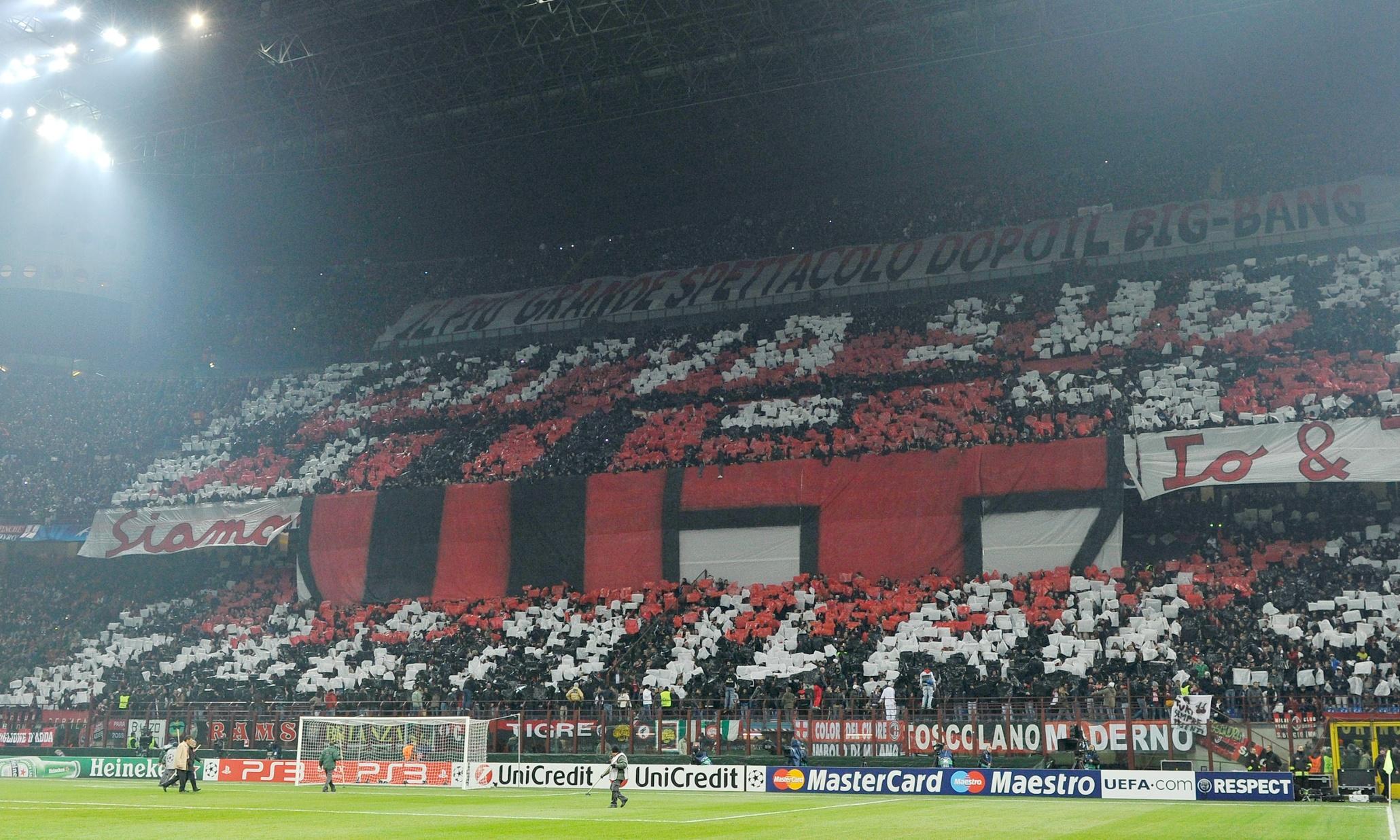 Milan, la croisade continue