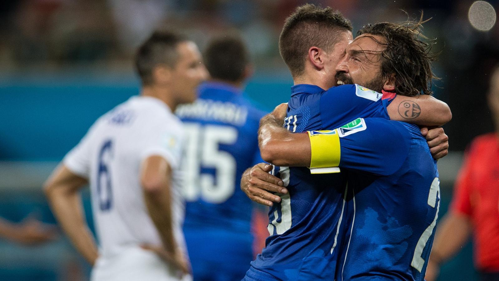 Les Italiens cherchent l'El Dorado
