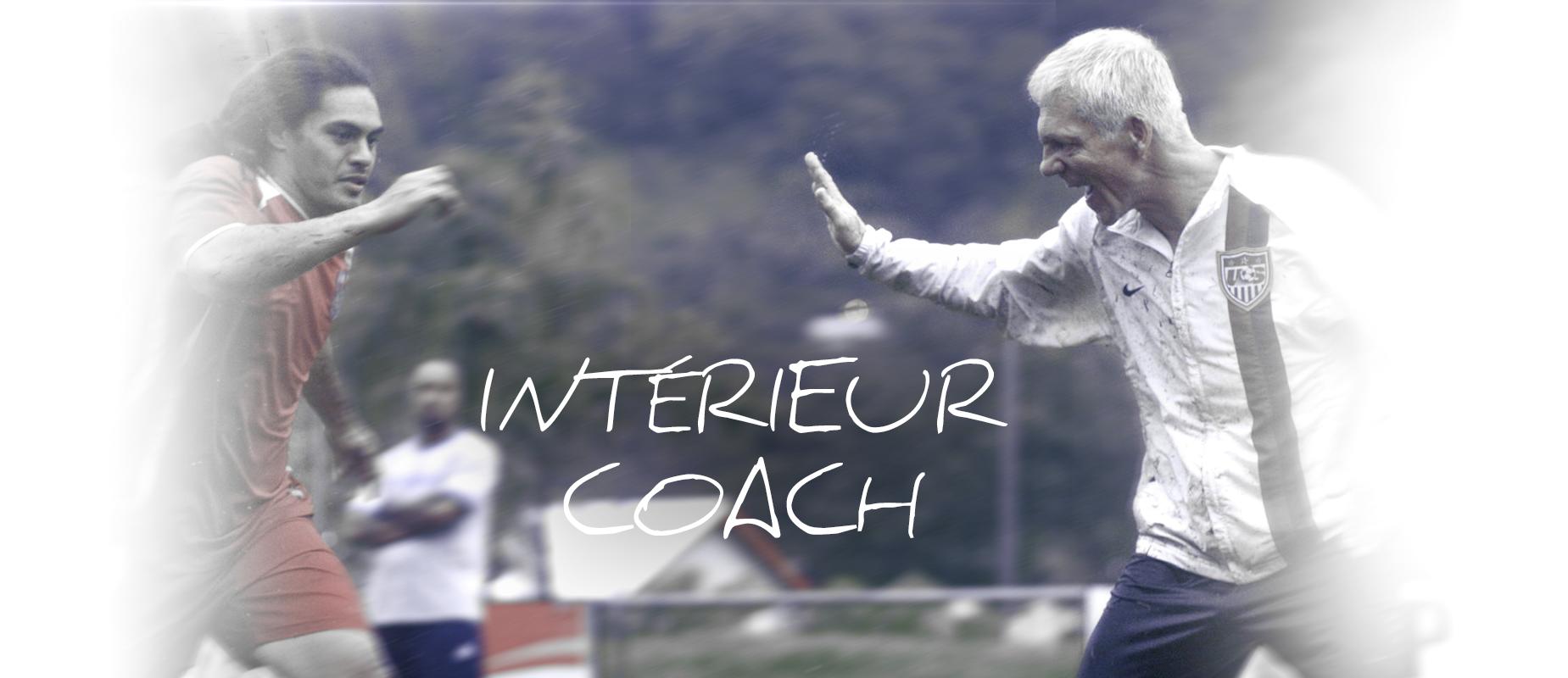 Intérieur coach : Épisode 2 avec Romain