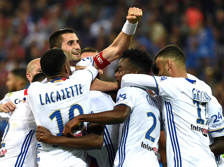 Lyon officiellement champion de France