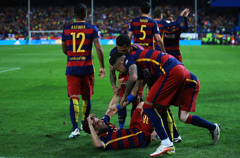 COPA DEL REY |FC Barcelone – FC Seville : Les notes