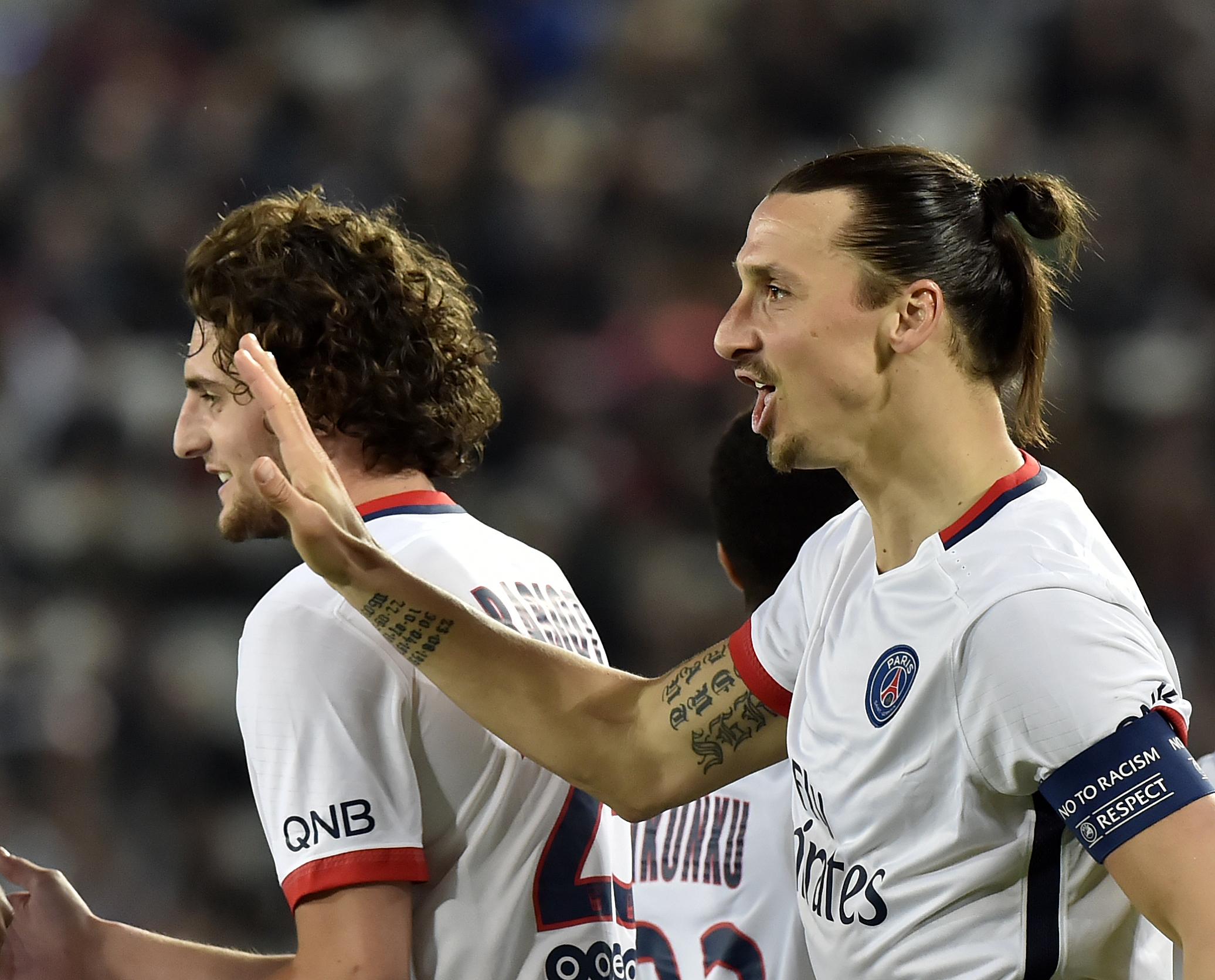 Zlatan Ibrahimovic c'est fini, le PSG candidat à la victoire finale en Ligue des champions