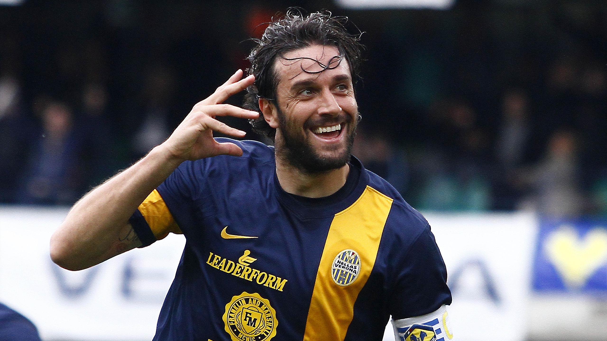 Grazie Luca Toni : retour sur la carrière du Capocannoniere italien