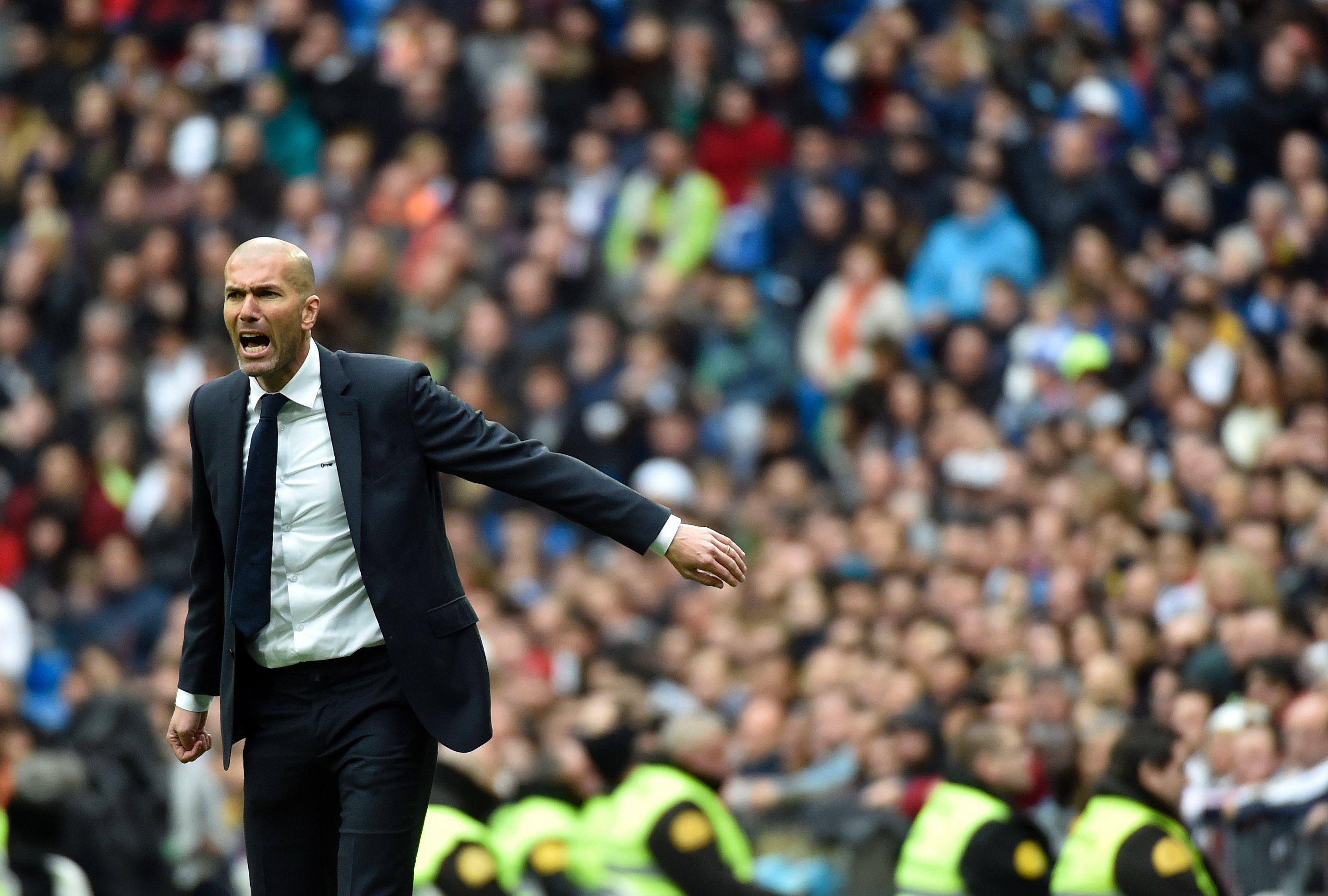Quand Zidane devait signer à l'OM…