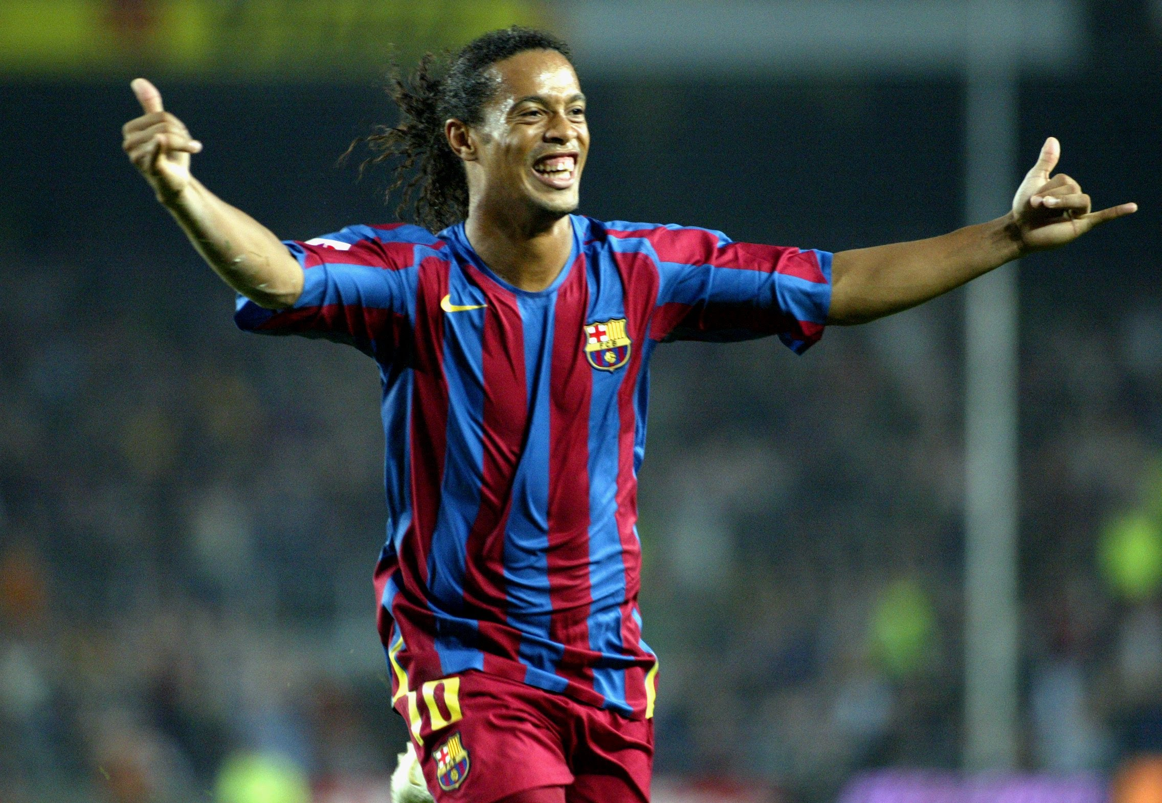 Ronaldinho Gaucho, le magicien