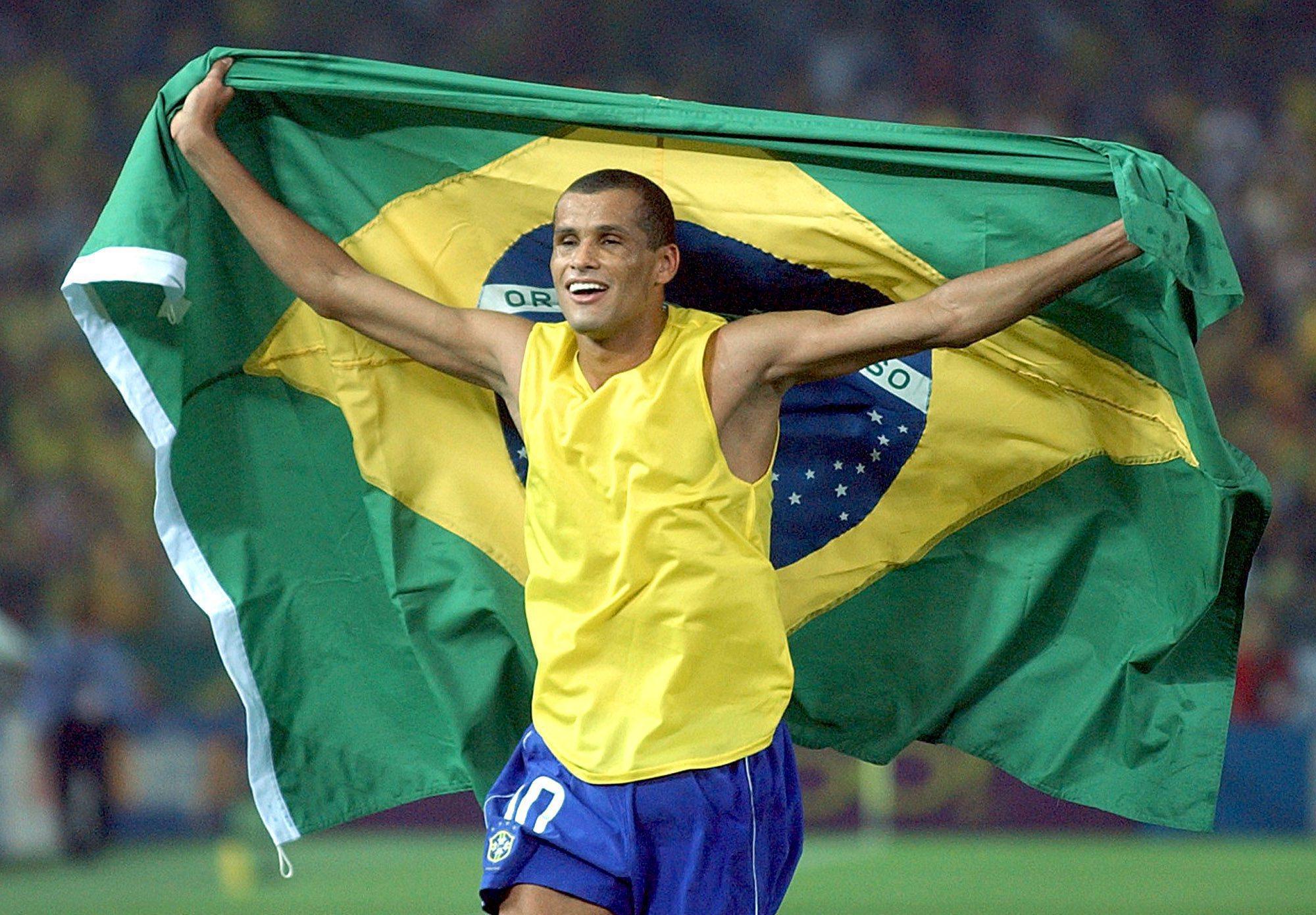 Rivaldo, la carrière en images du Paulista
