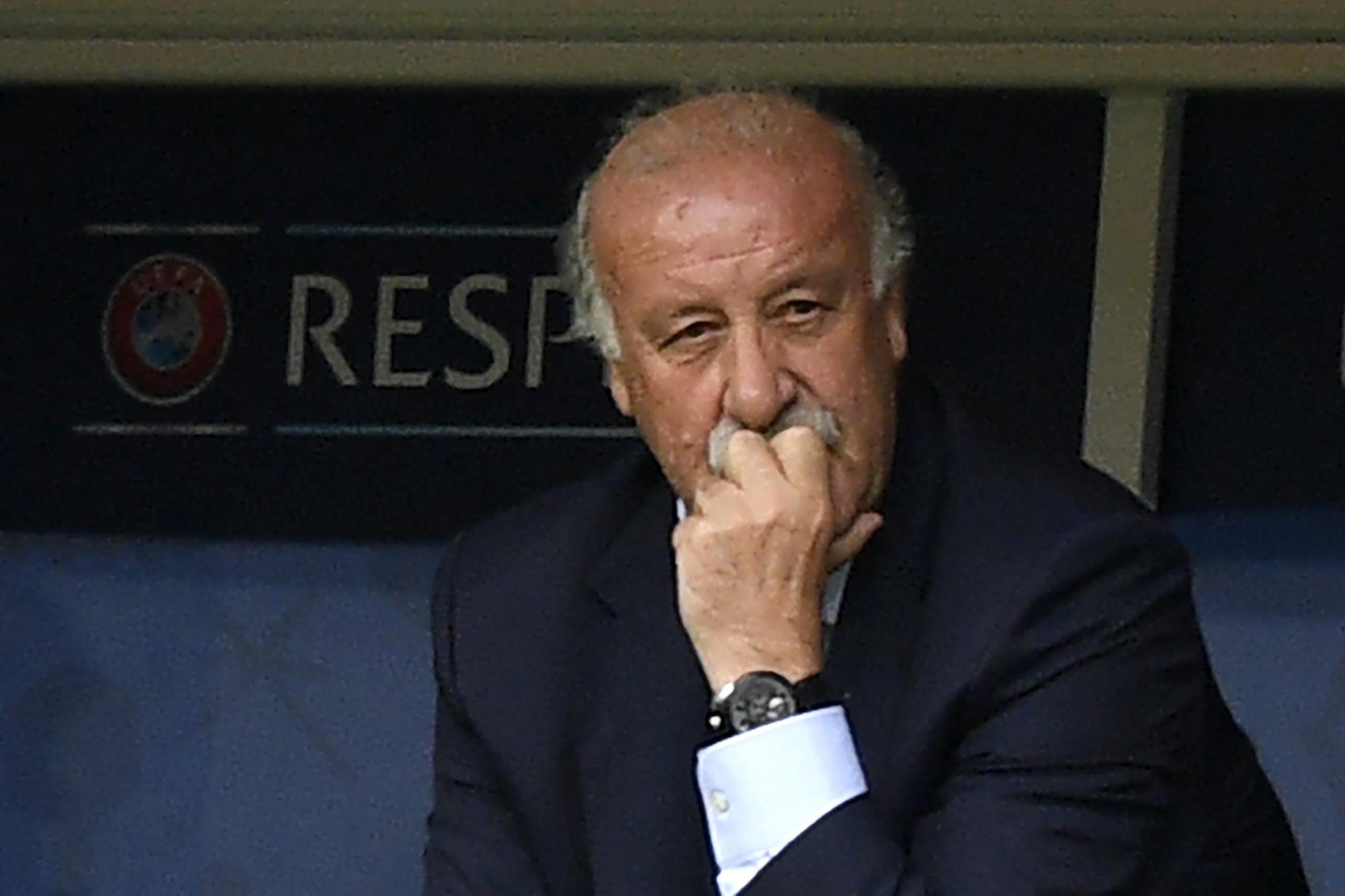 Del Bosque va quitter la sélection