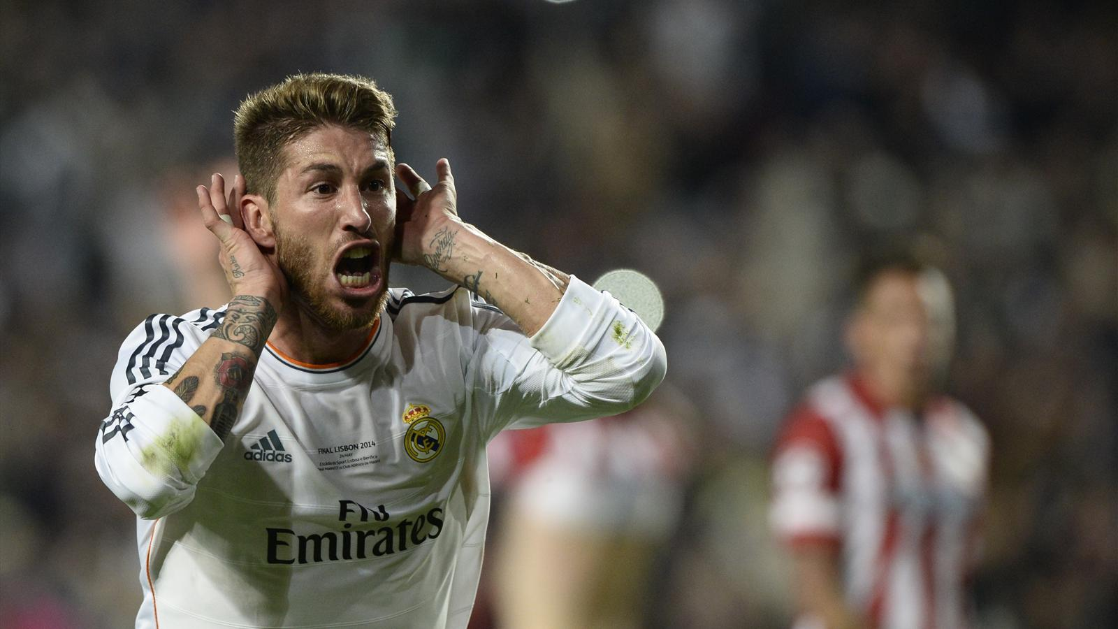 Sergio Ramos, celui qui ne s'est jamais caché