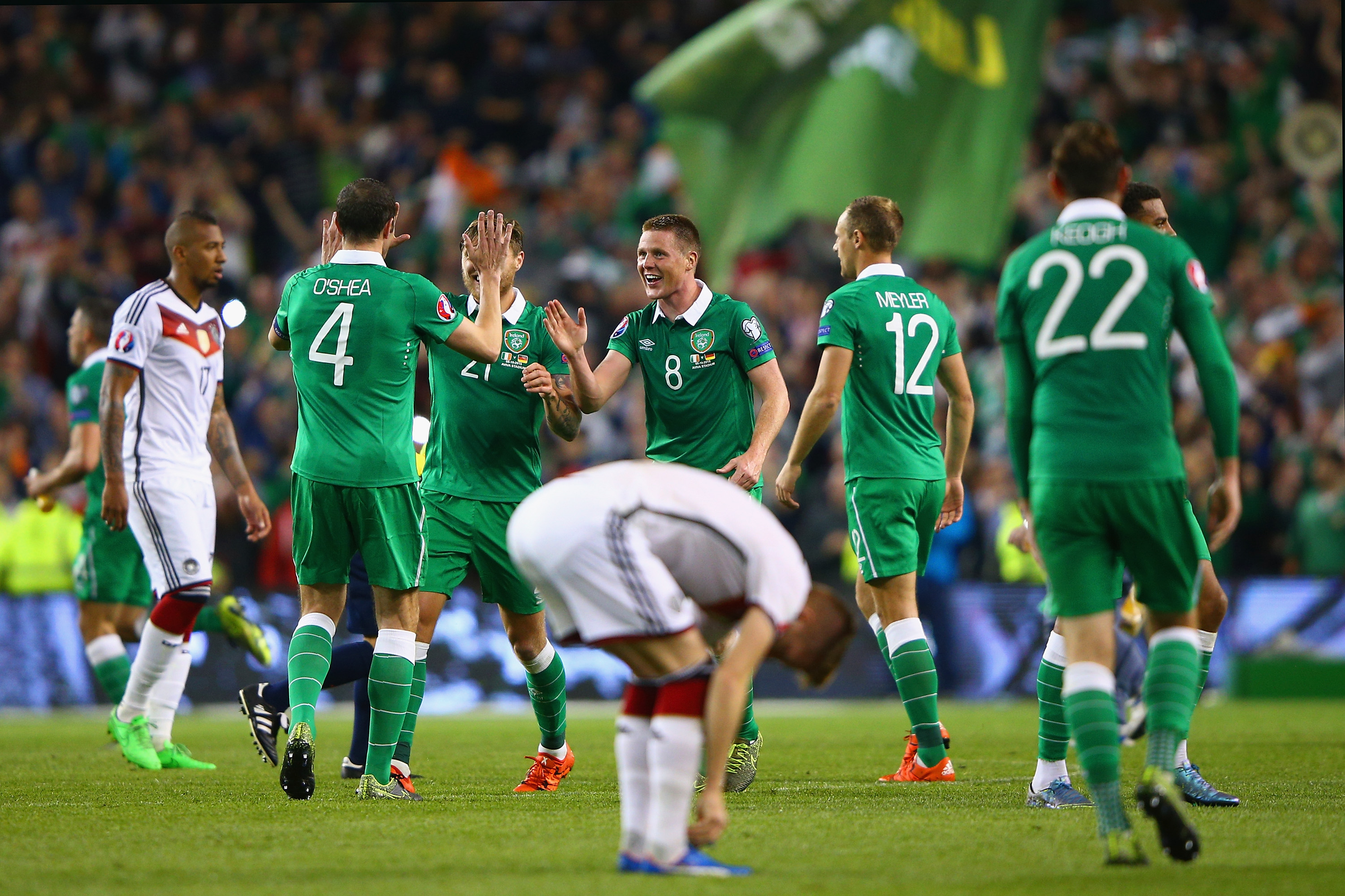 Irlande 2016: Be ready for the Boys in Green!