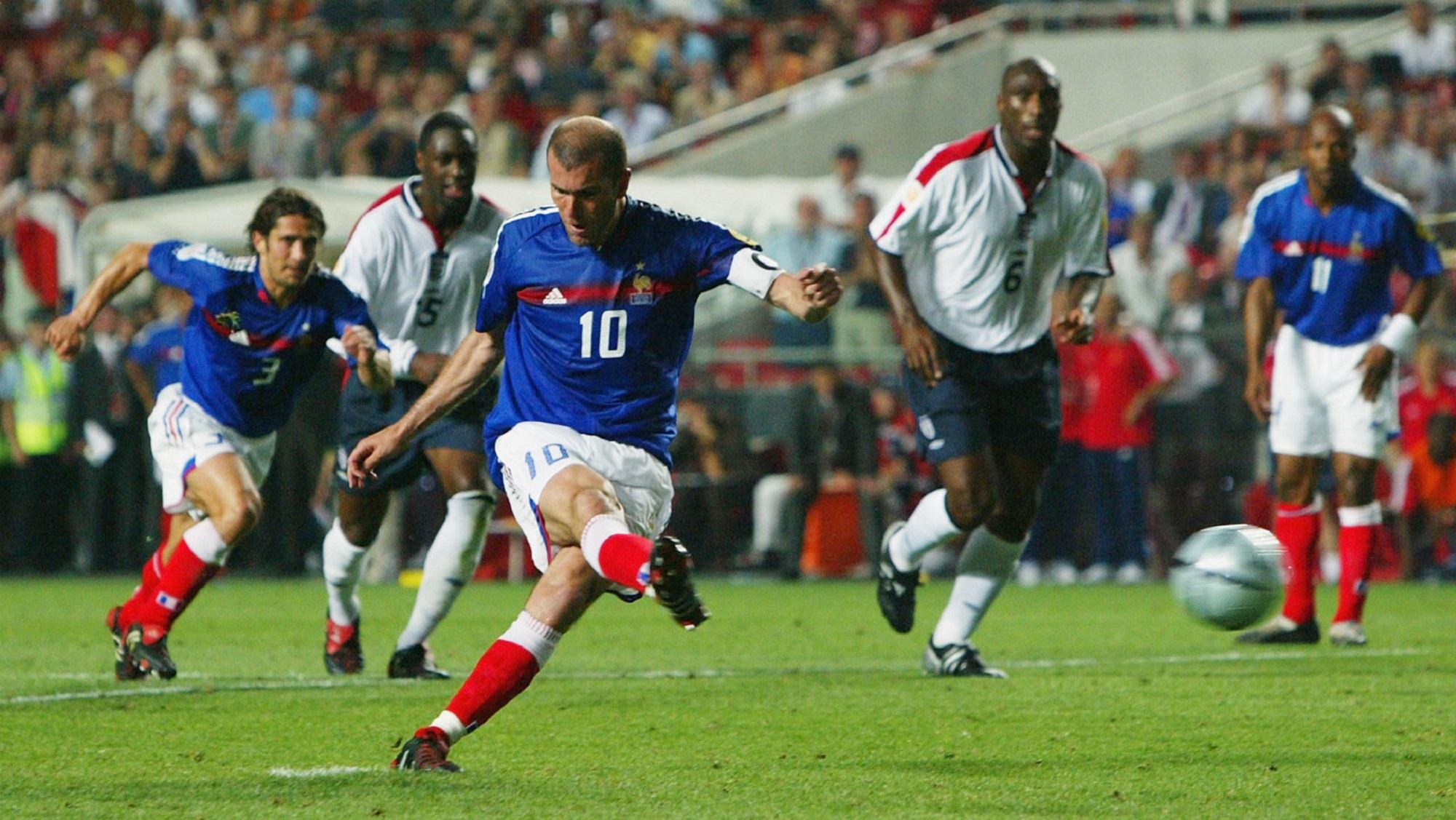 Flashback Euro 2004: France – Angleterre