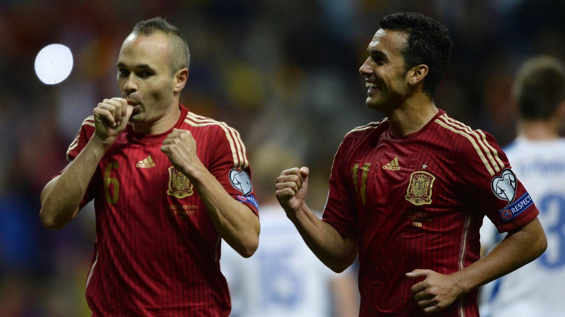 L'Espagne, favorite malgré tout