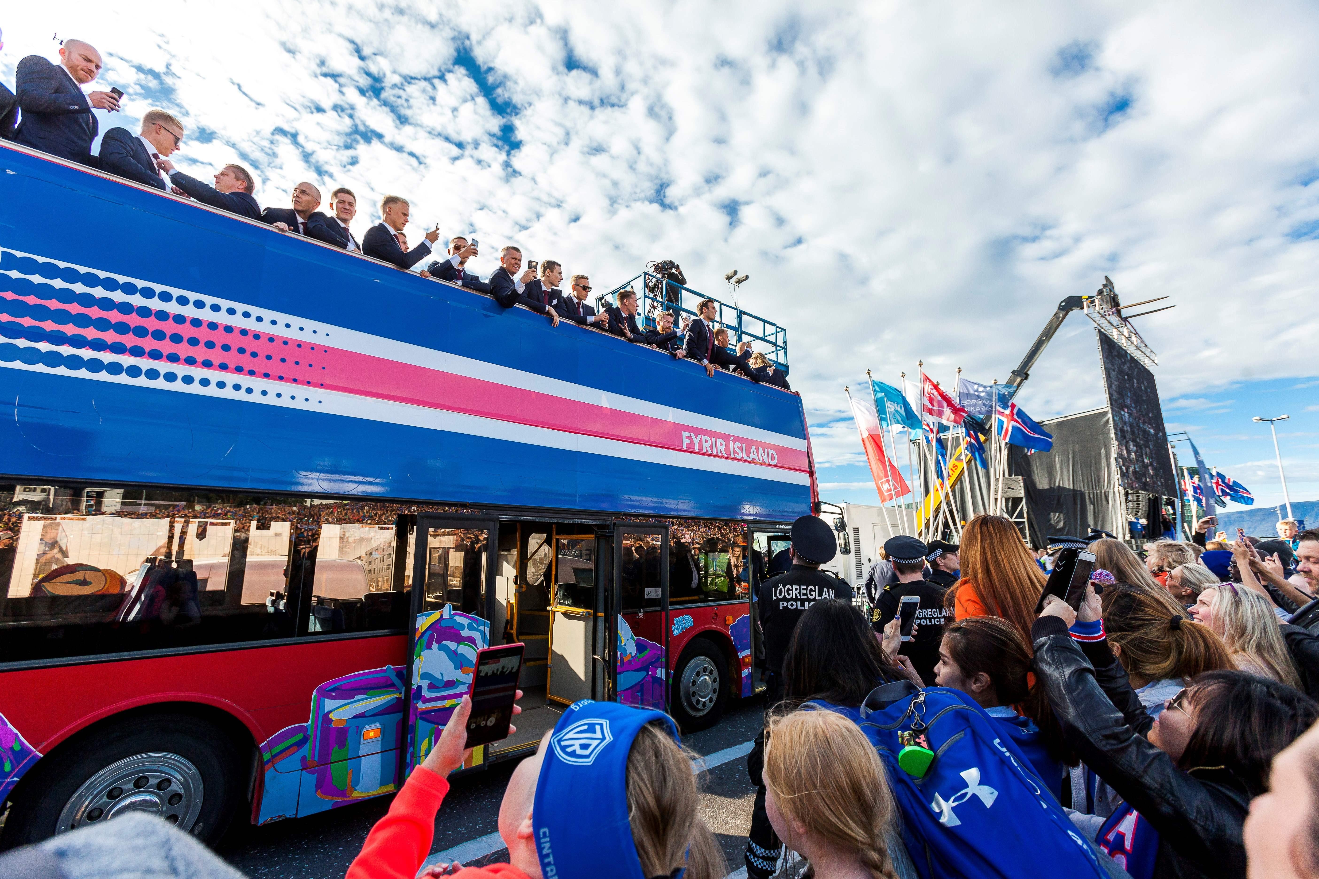 Islande, vent de fraicheur sur la planète football