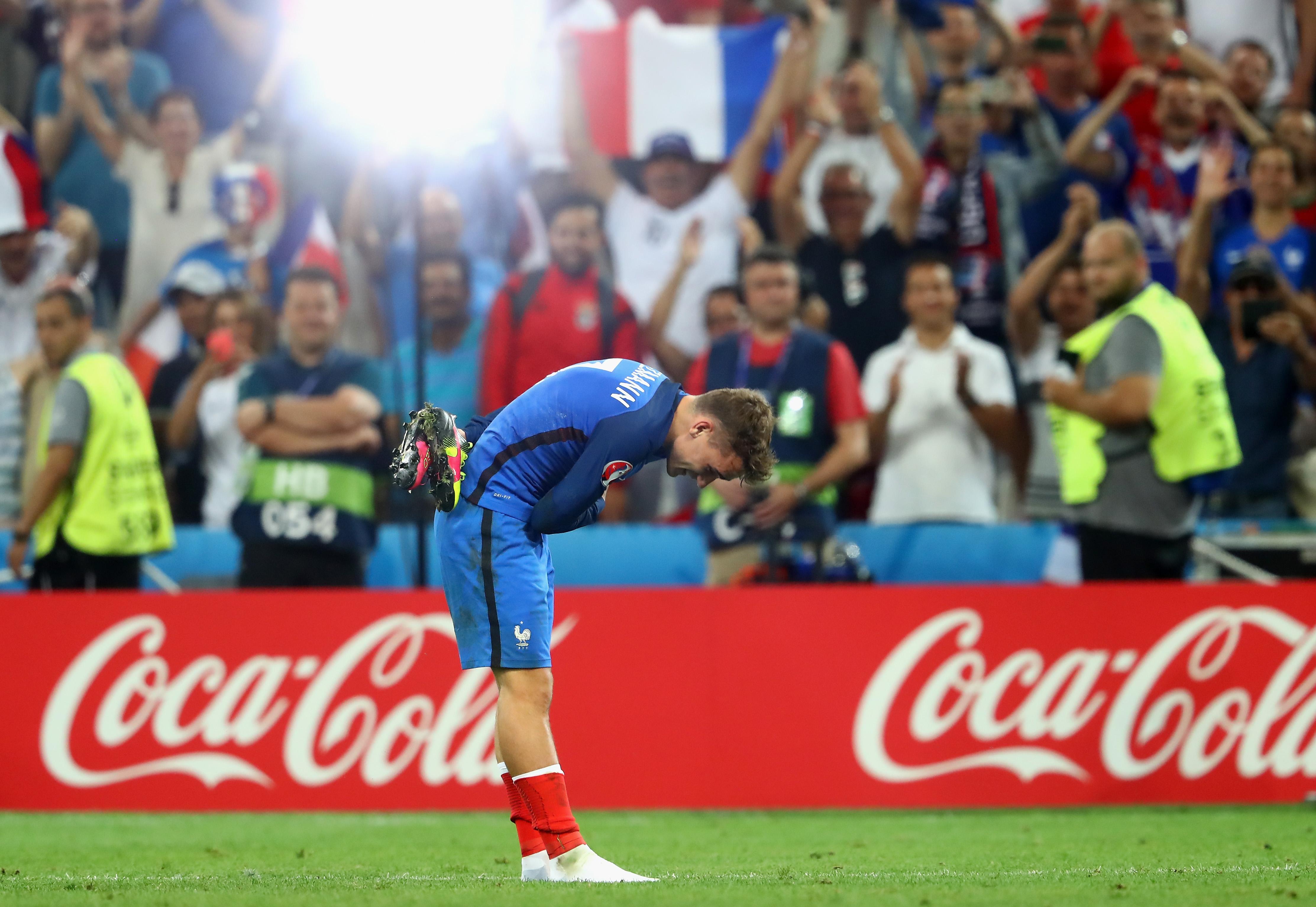 France – Allemagne (2-0) : Les Notes