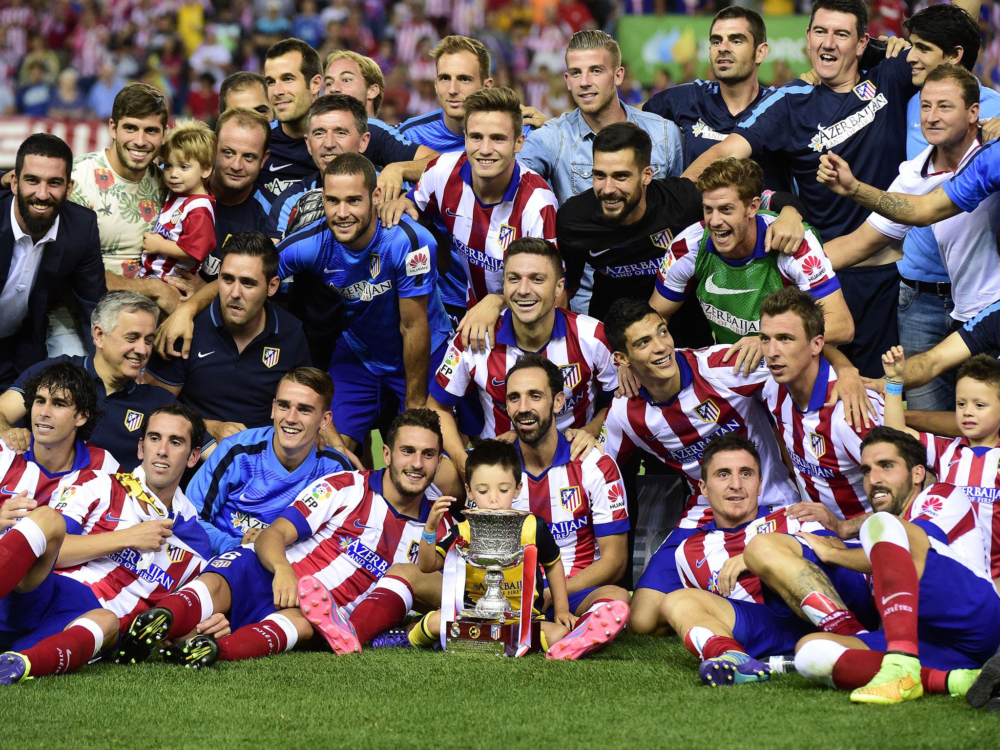 Il était une fois l'Atlético de Madrid