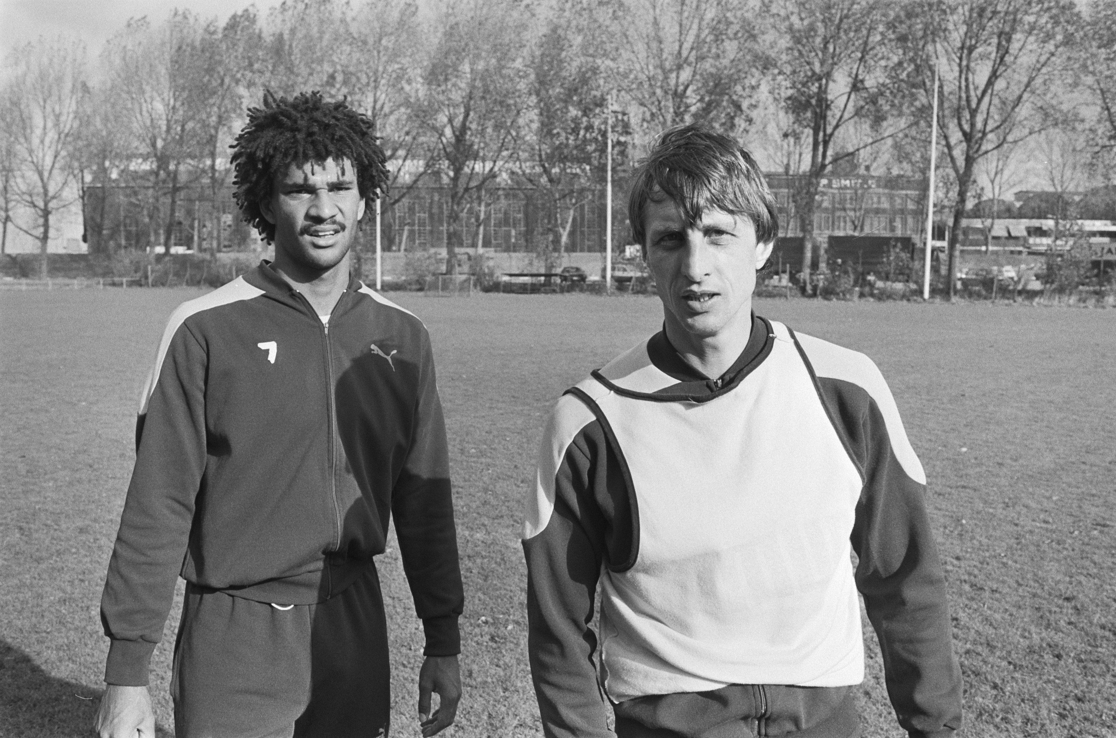 Johan Cruyff, testament d'une légende