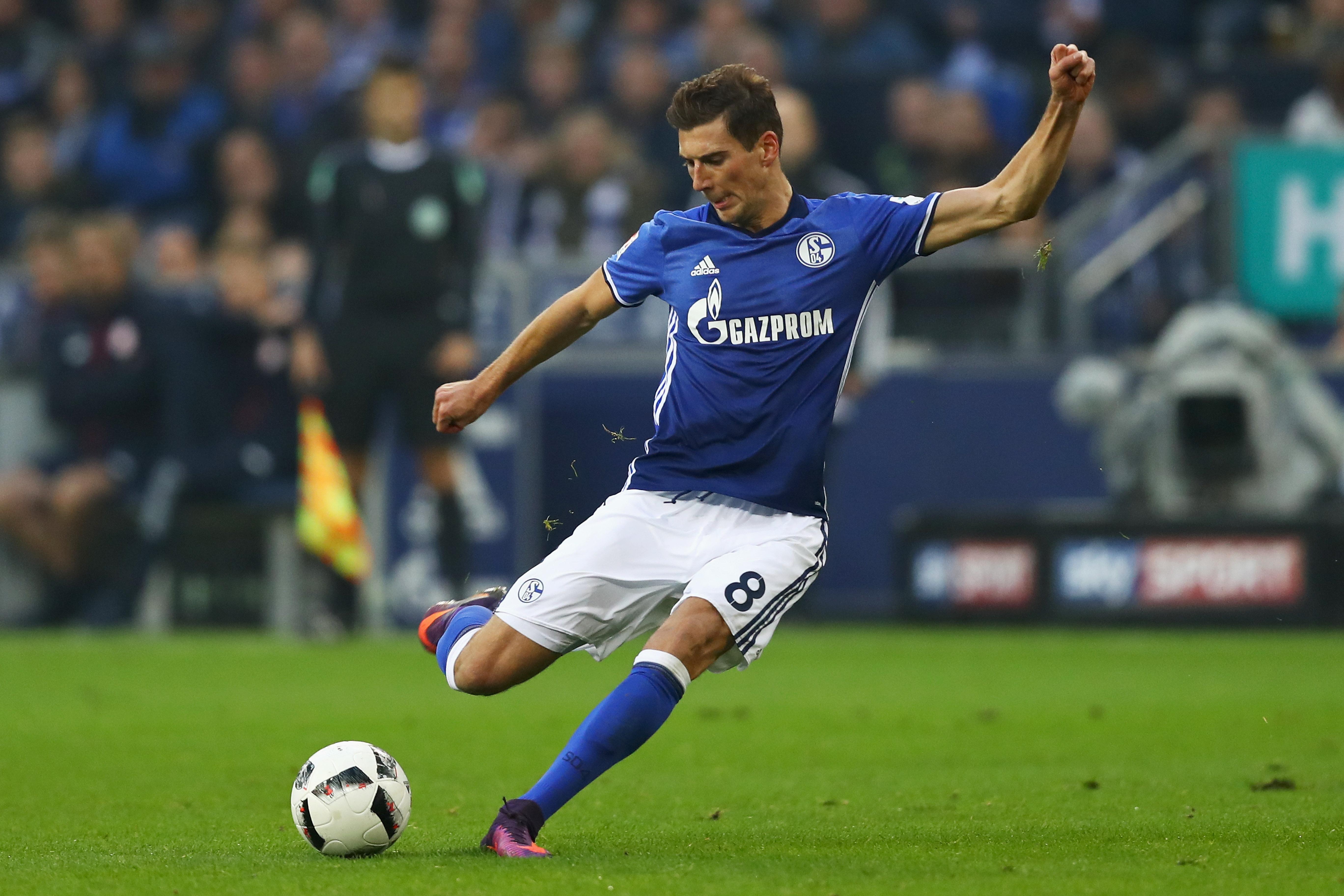 Leon Goretzka, l'étoile montante du football allemand