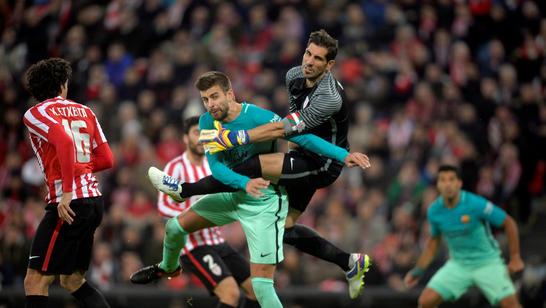 #LPDC6 : Bilbao gagne la première bataille contre Barcelone