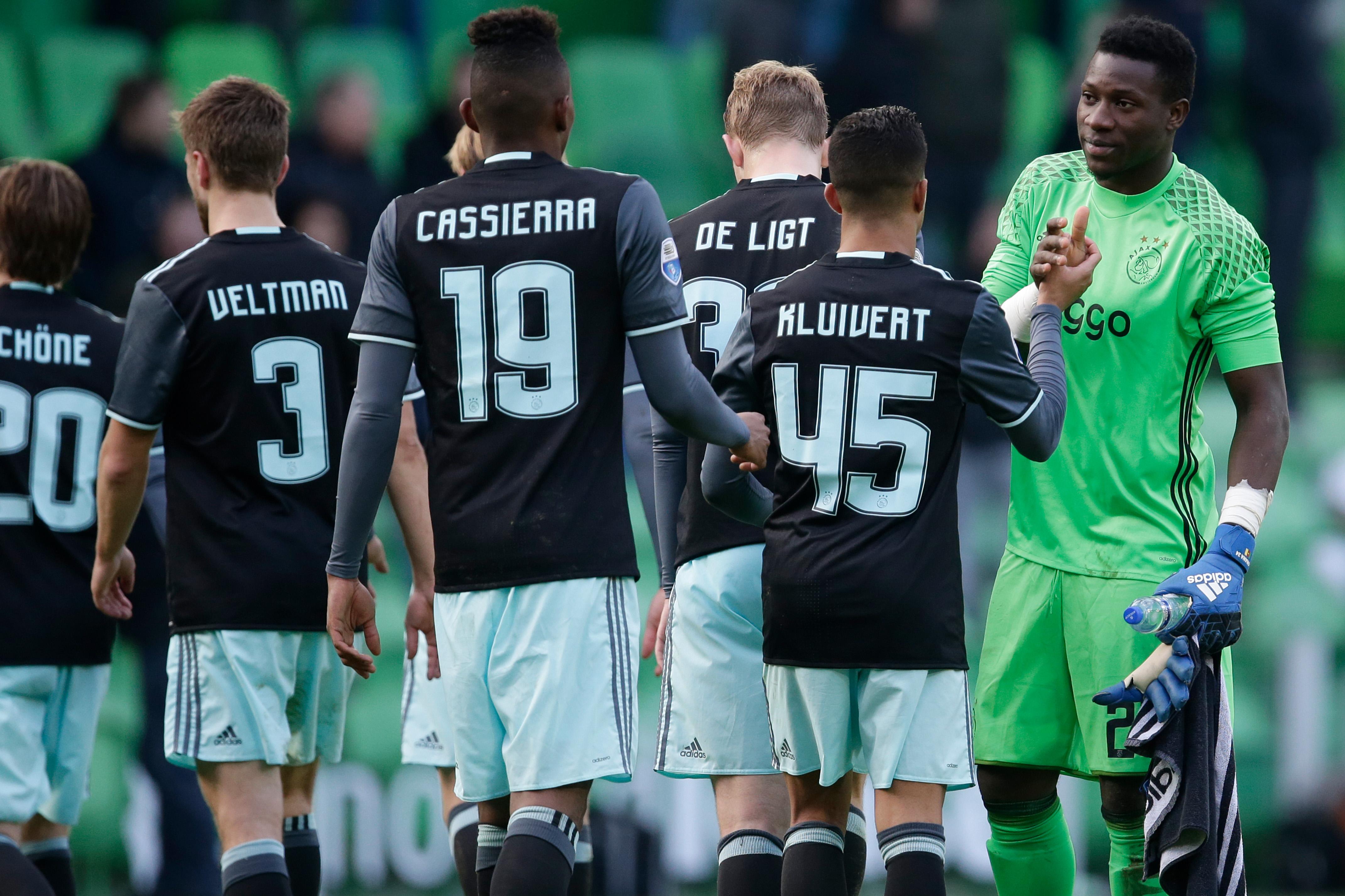 [Tactique] Comment joue l'Ajax de Peter Bosz, adversaire de Lyon en Ligue Europa ?