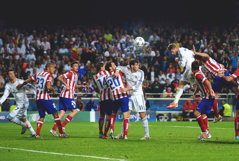 [Liga / Real Madrid] Le jour où Sergio Ramos s'envola