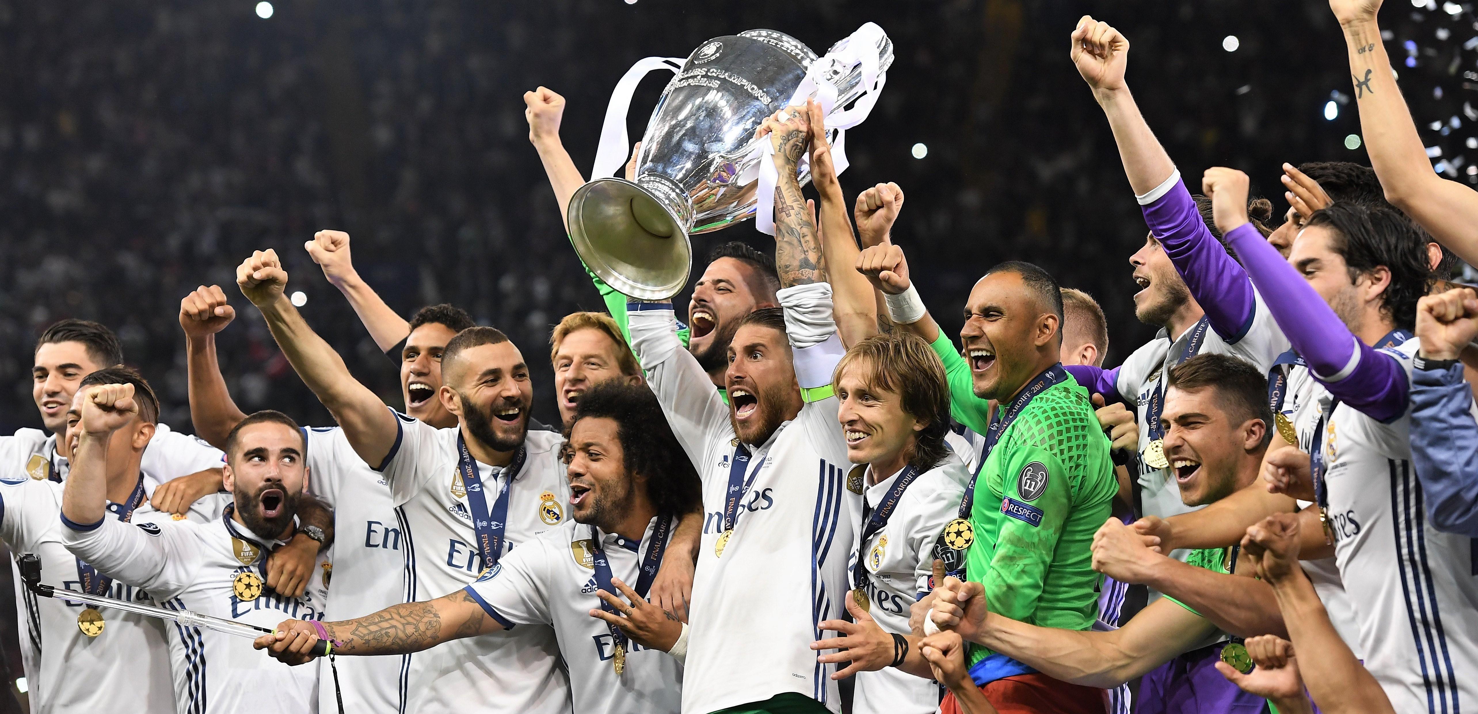 [Ligue des Champions] Le Real Madrid tutoie les étoiles