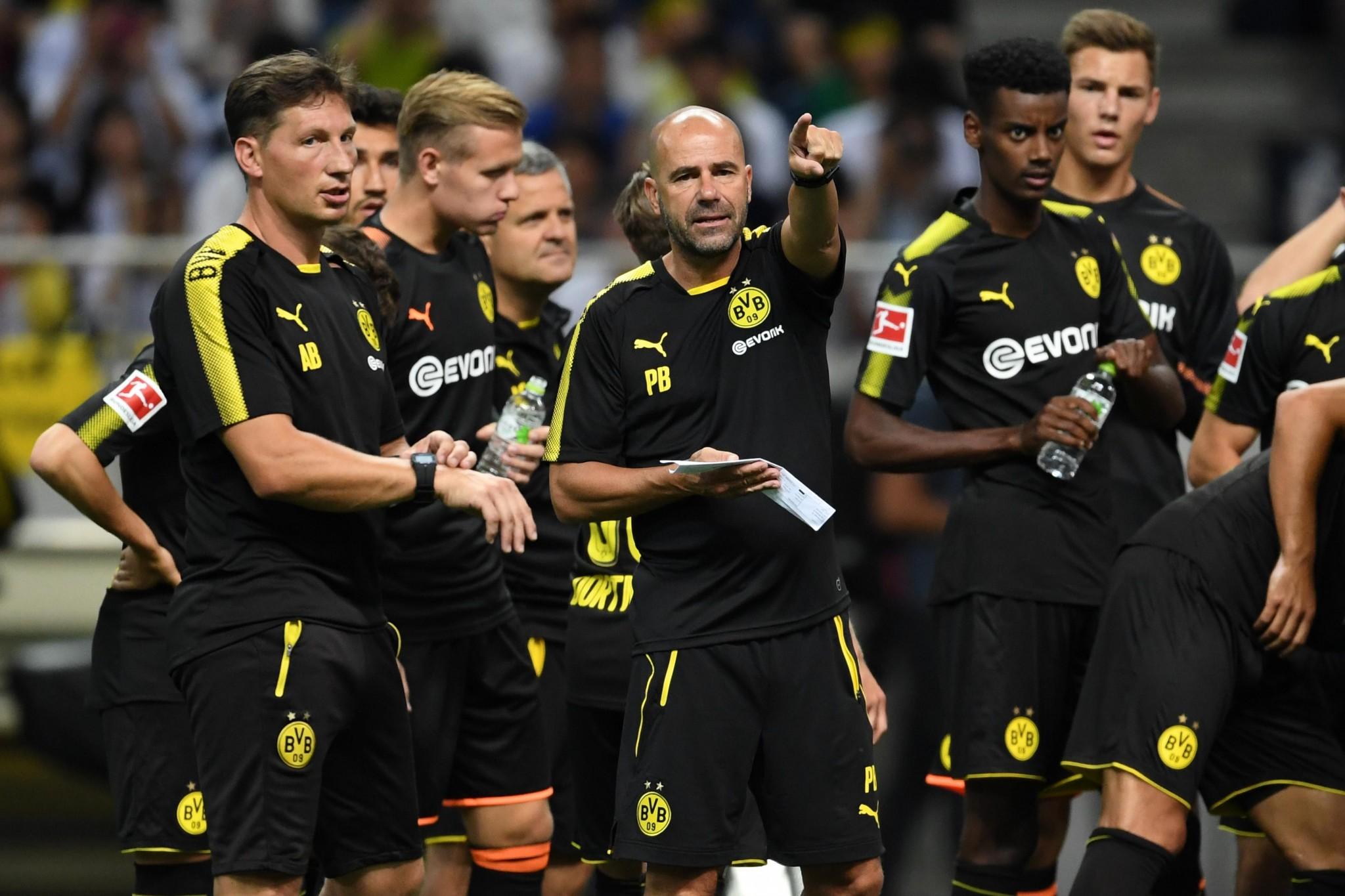 [Tactique] Peter Bosz, le nouveau général de Dortmund