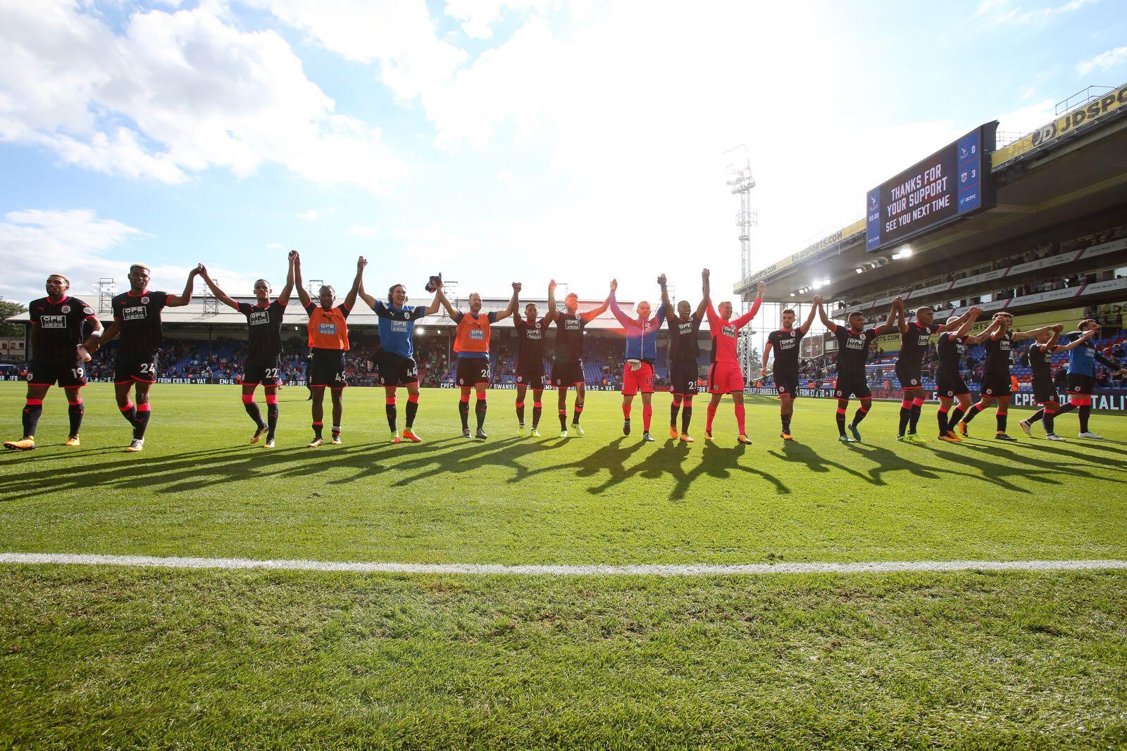 [Premier League] Premiers pas dans la cour des grands pour Huddersfield Town