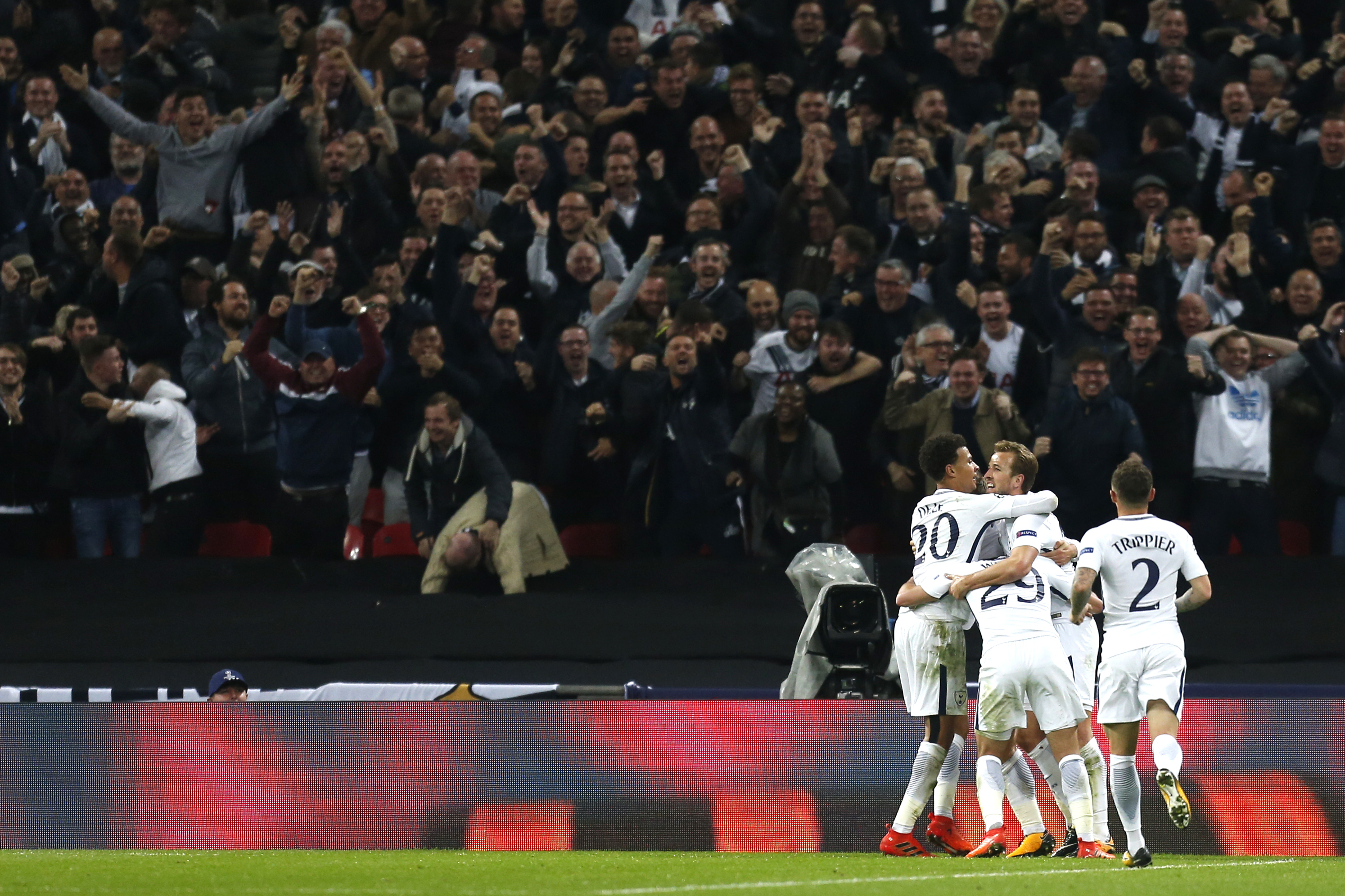 [Ligue des Champions] Tottenham – Real Madrid : les notes