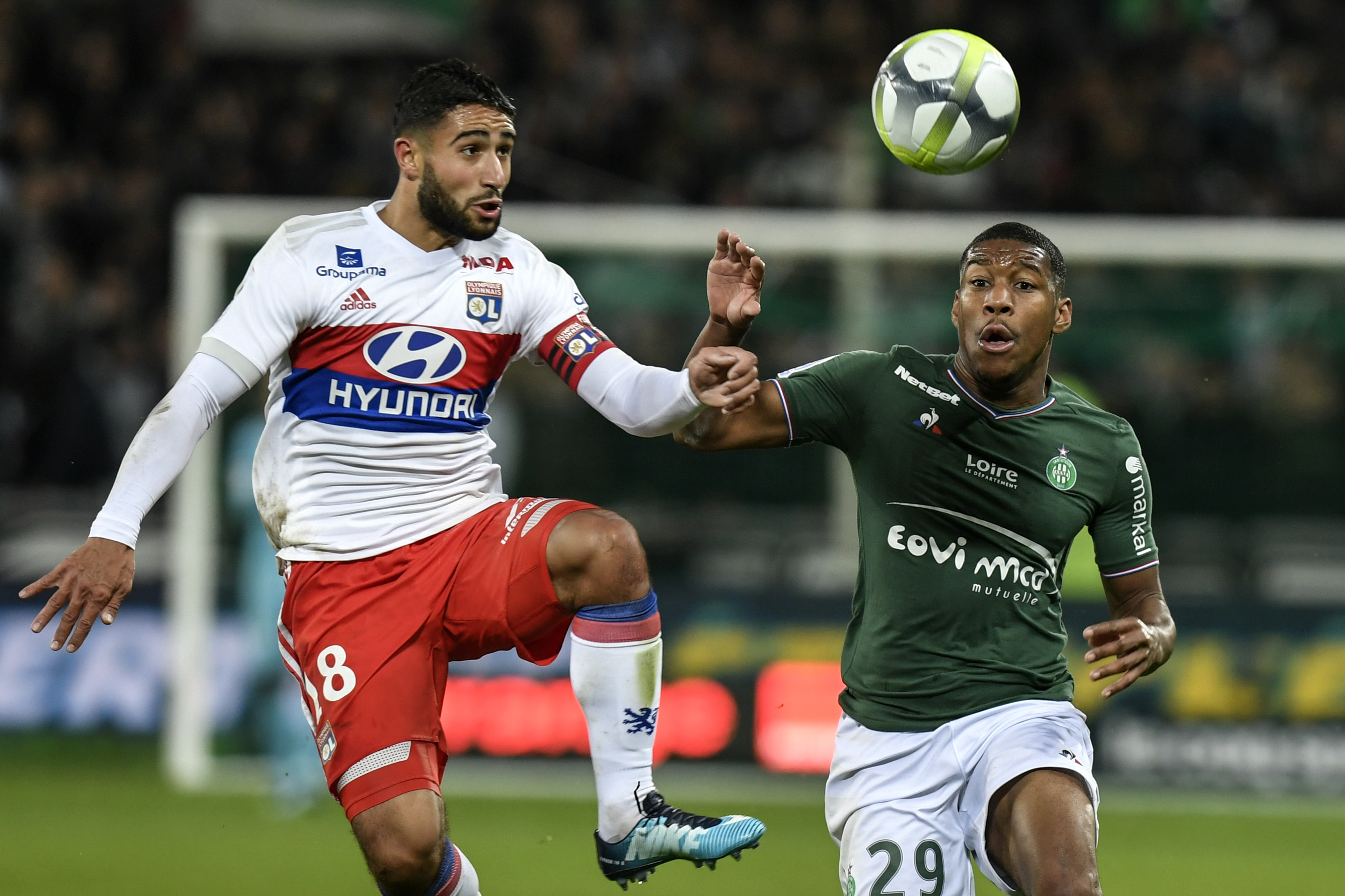 [Ligue 1] Saint-Etienne – Lyon : les notes