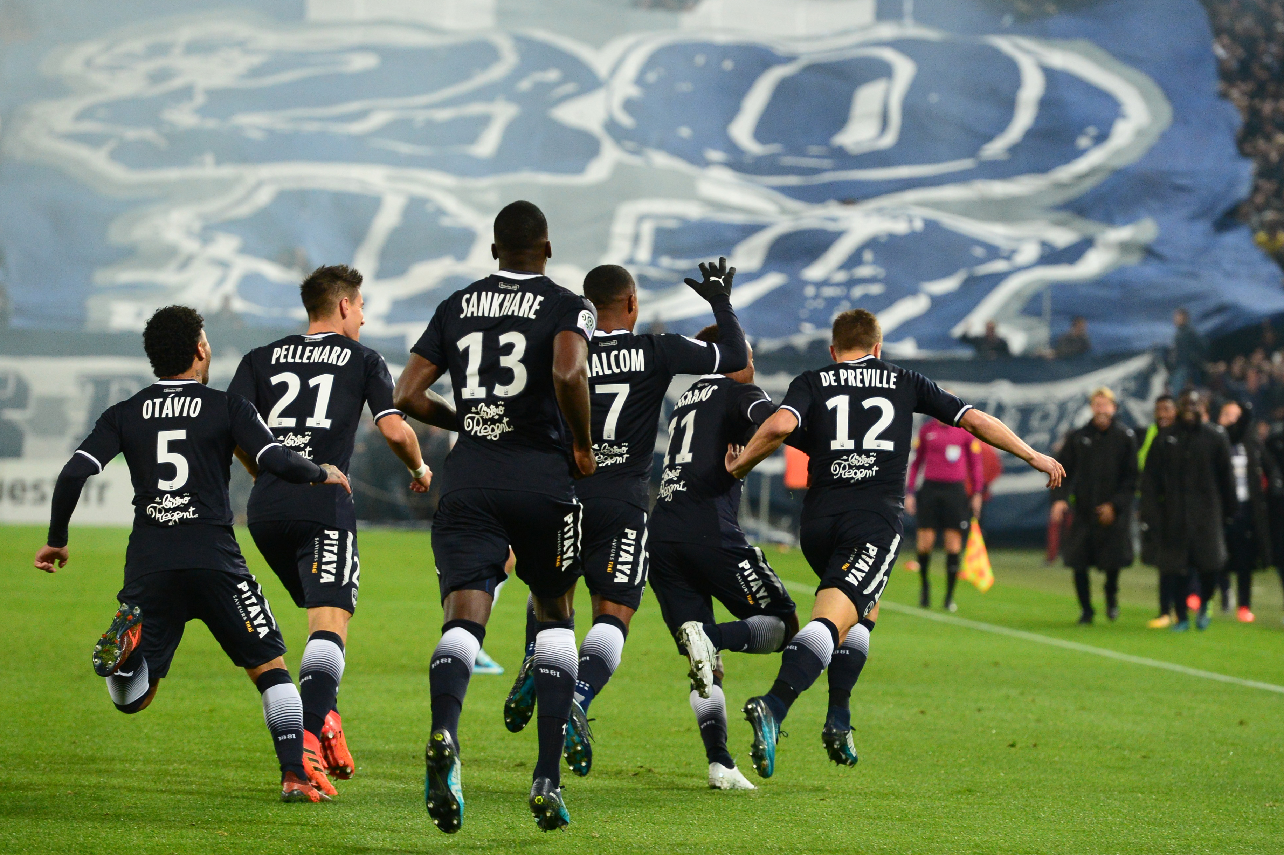 [Ligue 1] Bordeaux – Marseille : les notes