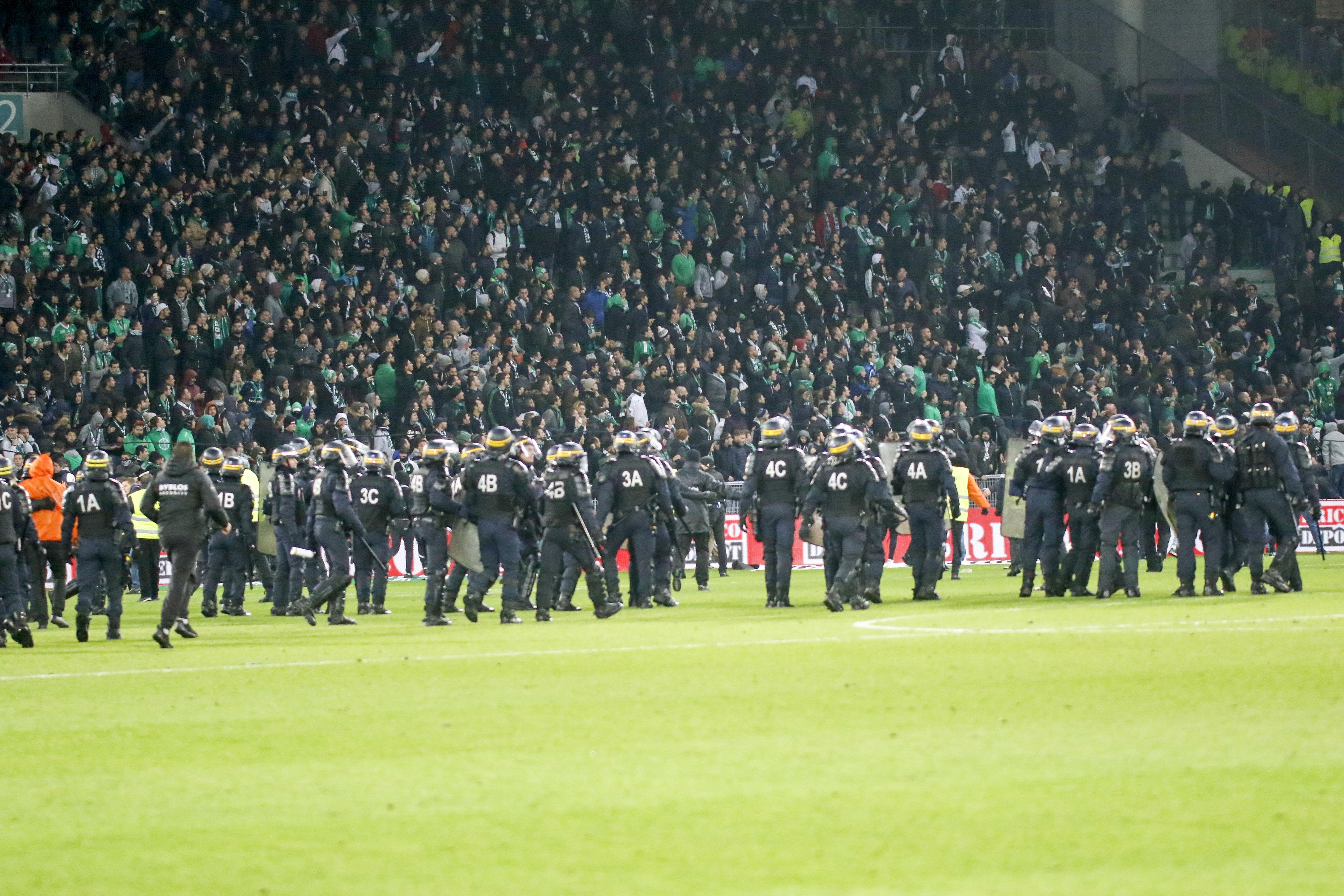 [Ligue 1] Un derby qui a fait imploser le Chaudron