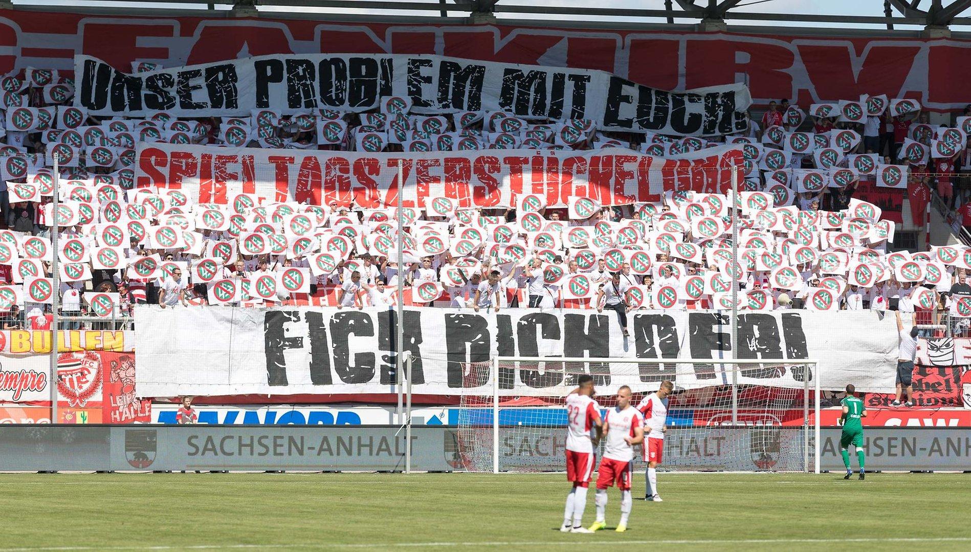 [Allemagne] Les supporters grondent à l'unisson contre la DFB et la DFL