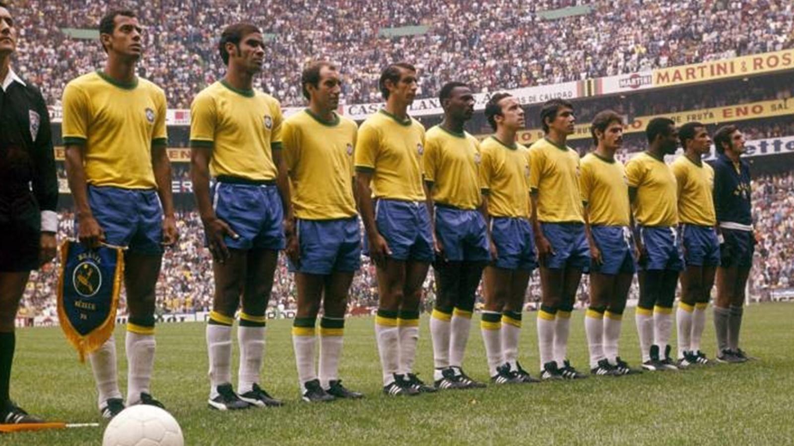 Clodoaldo, l'illustre inconnu du Brésil 70
