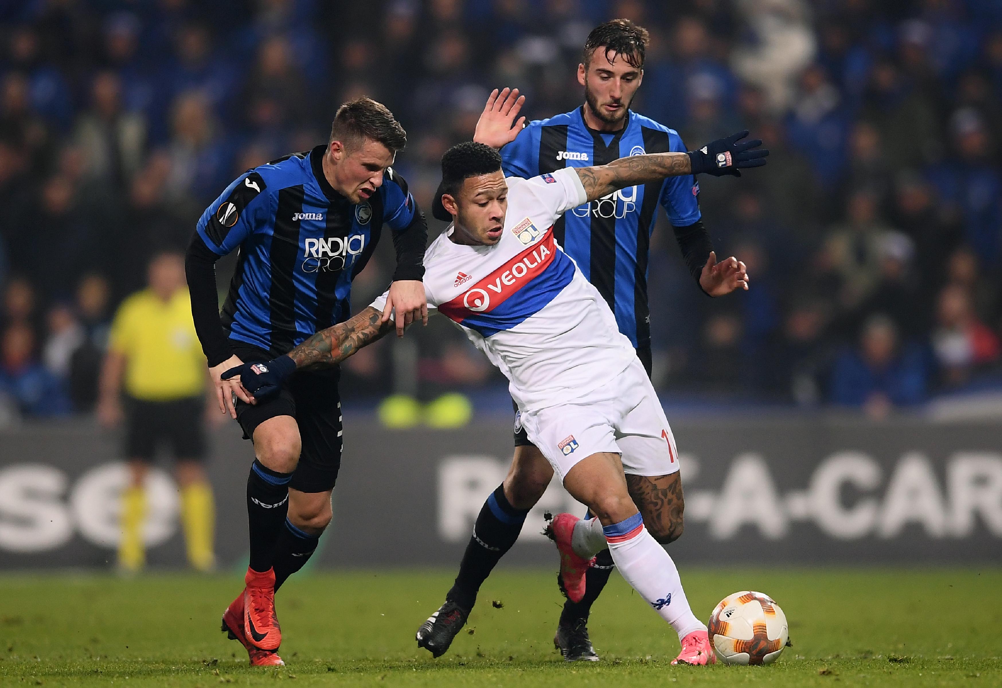 [Ligue Europa] Atalanta – Olympique Lyonnais : les notes