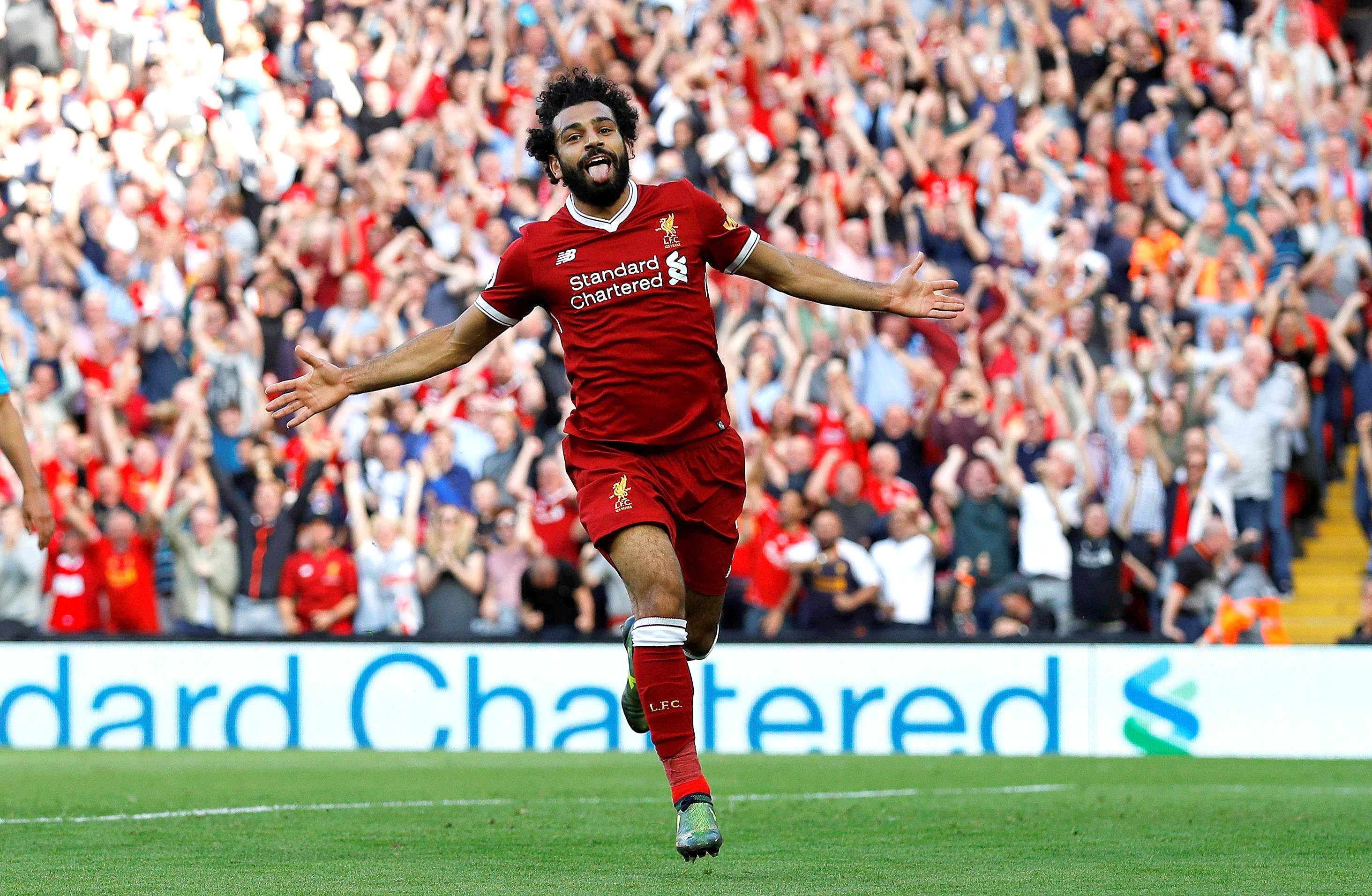 Mohamed Salah, le détonateur qu'il manquait à Liverpool