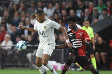 Rennes PSG notes
