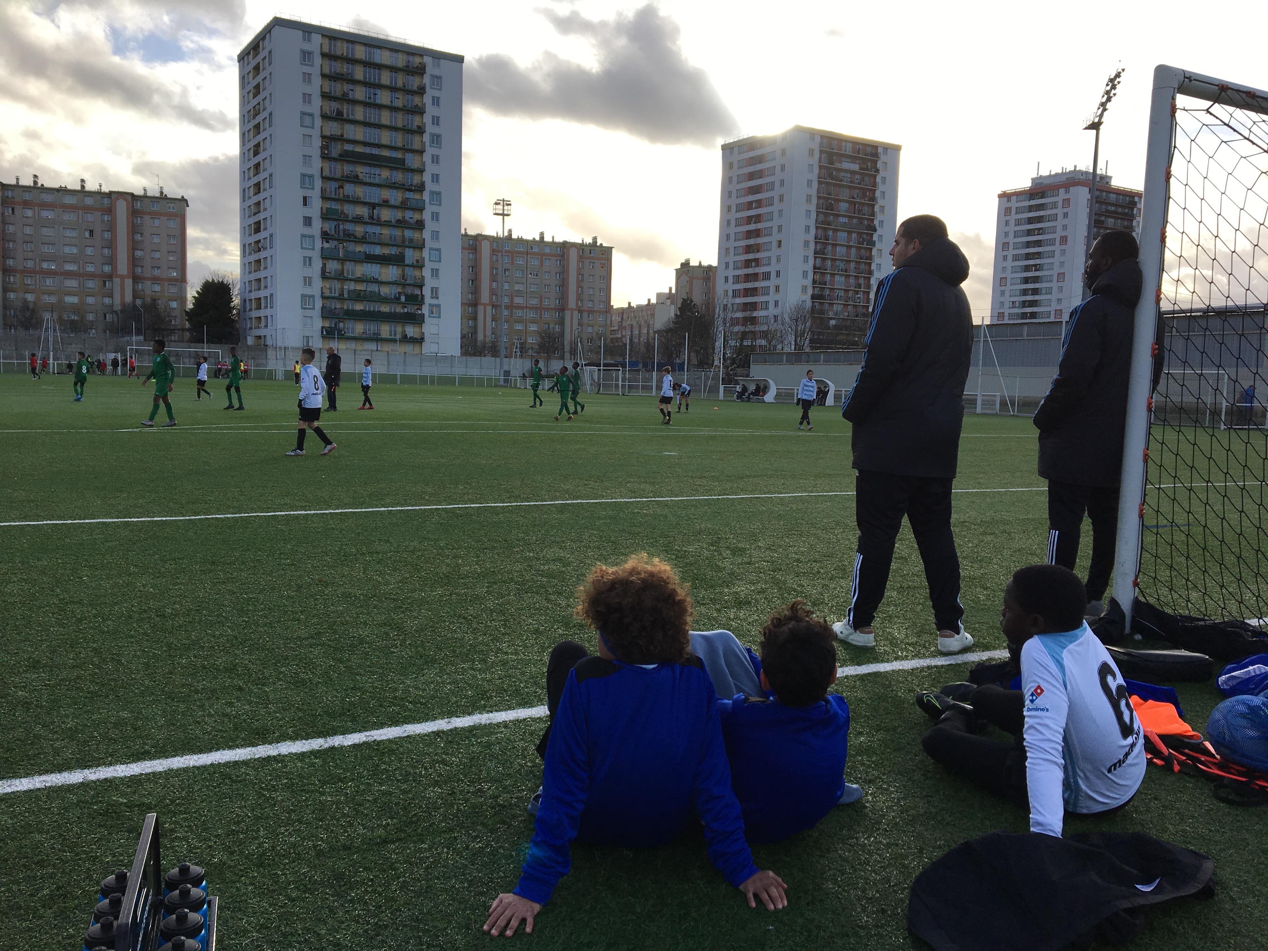 «Quand les enfants voient qu'on ne s'énerve pas alors qu'on a perdu, ils se rendent compte qu'ils ont bien joué et qu'ils ont fait ce qu'il fallait.»