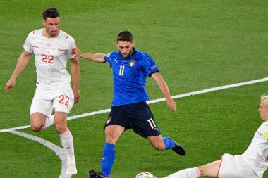 Domenico Berardi Italie Euro 2020
