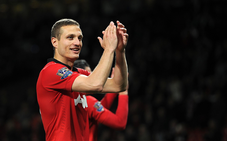 Nemanja Vidic, Manchester United