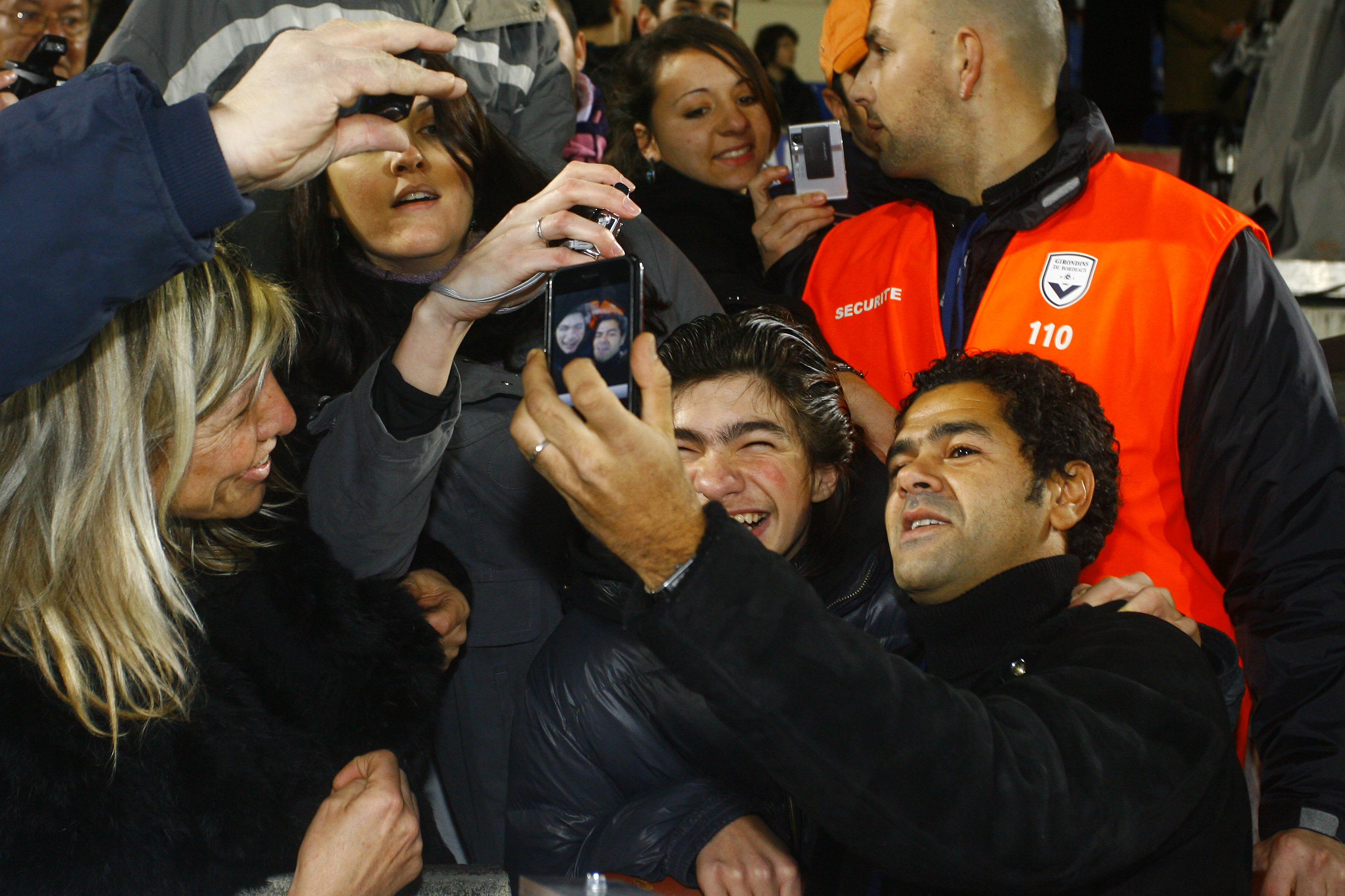 (Photo credit should read NICOLAS TUCAT/AFP/Getty Images)