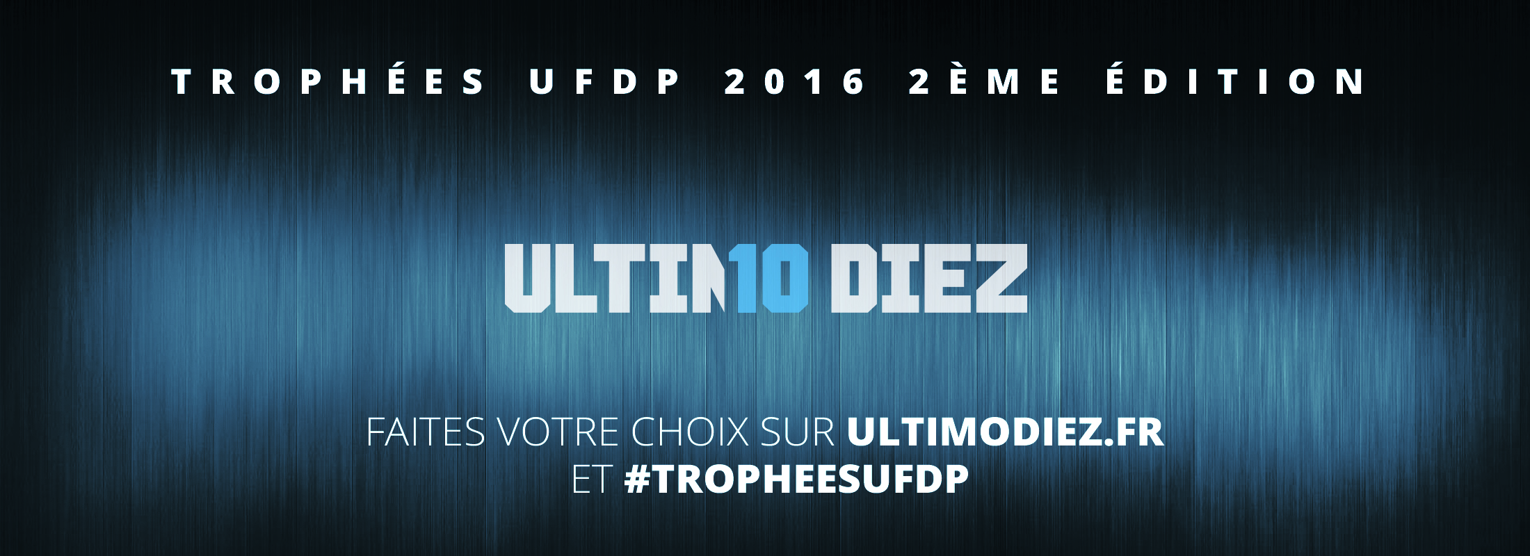 Presentation Trophée UFDP
