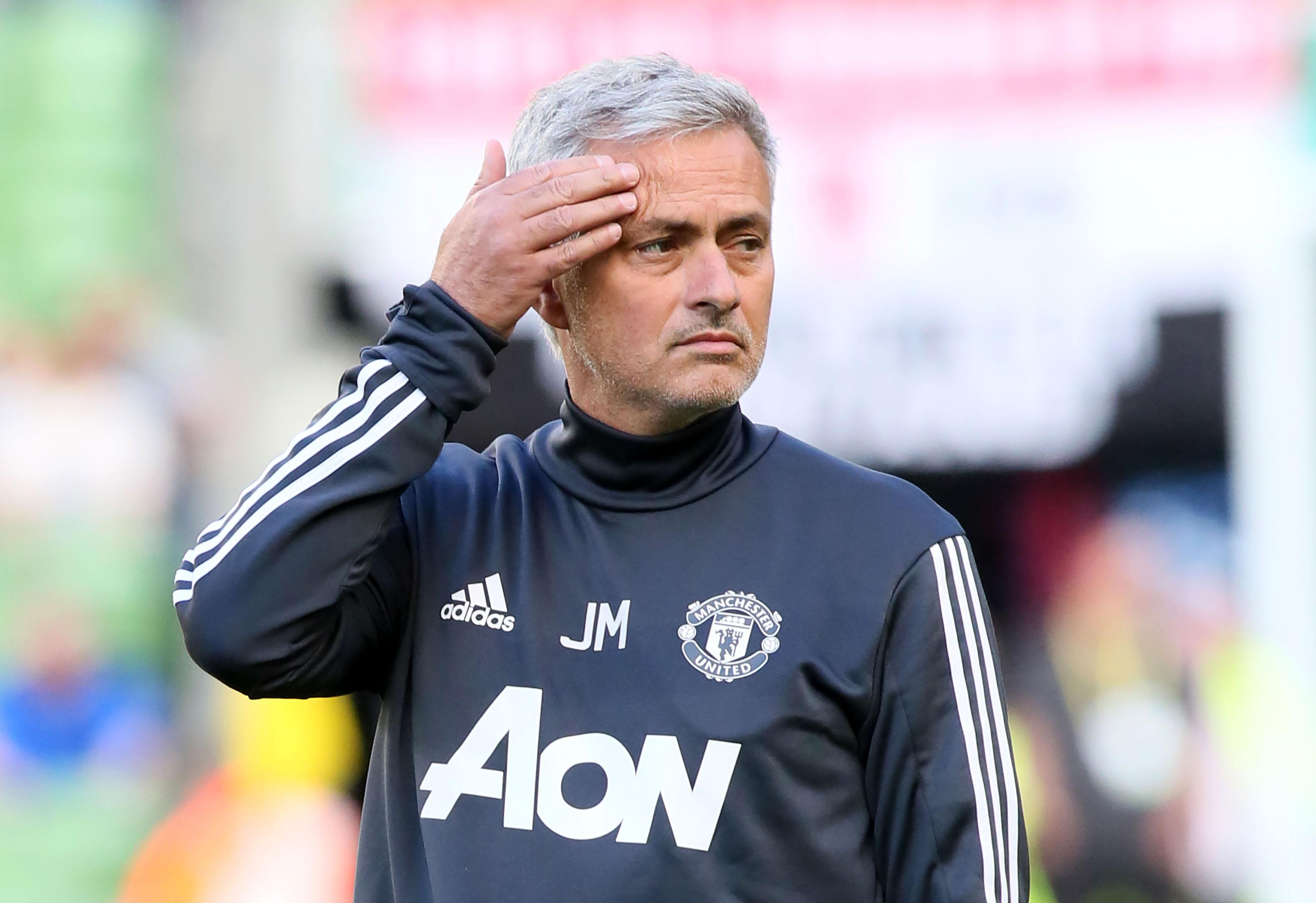 Game of Mourinho, épisode 1