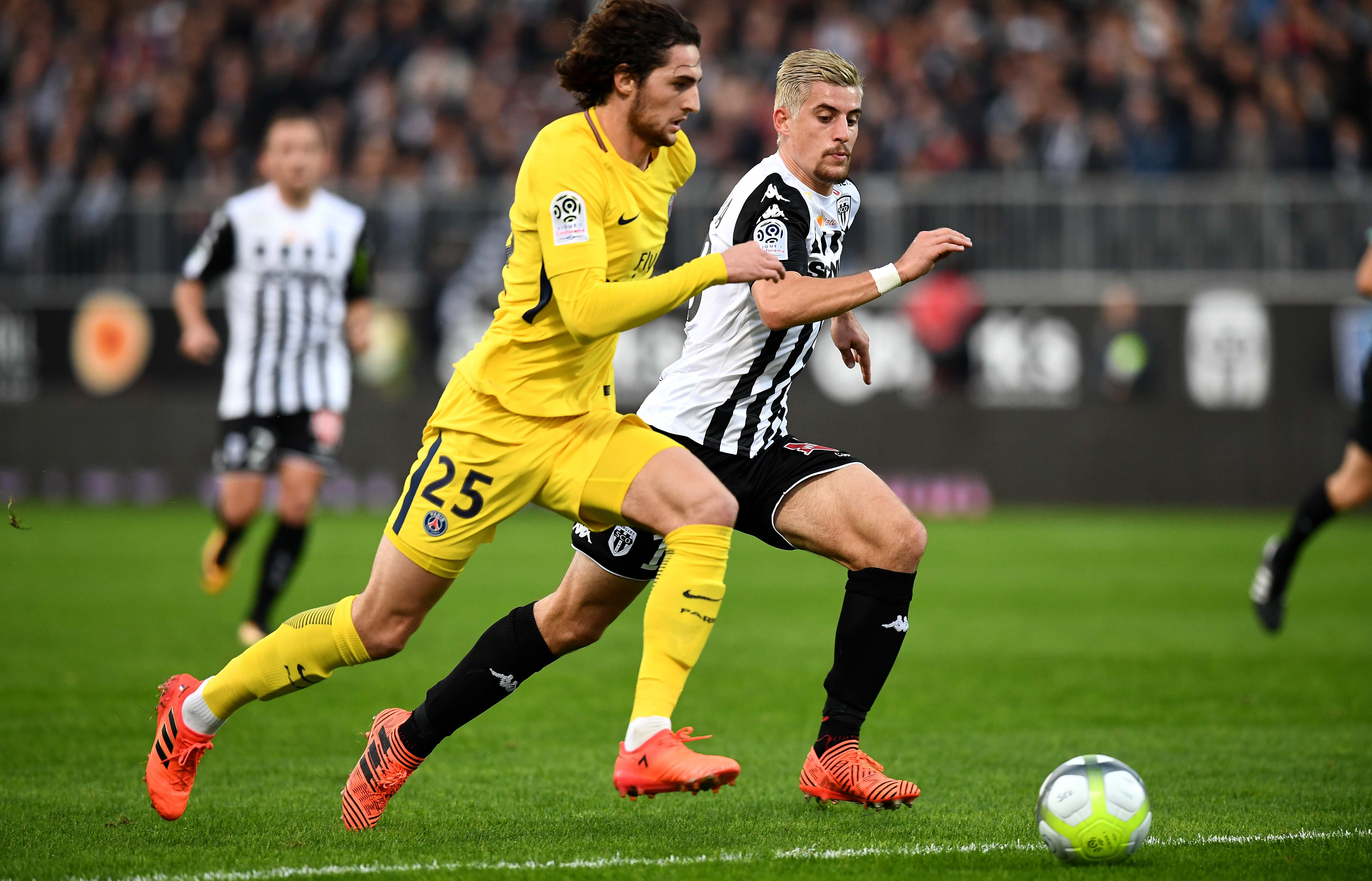 [Ligue 1] Angers – PSG : les notes