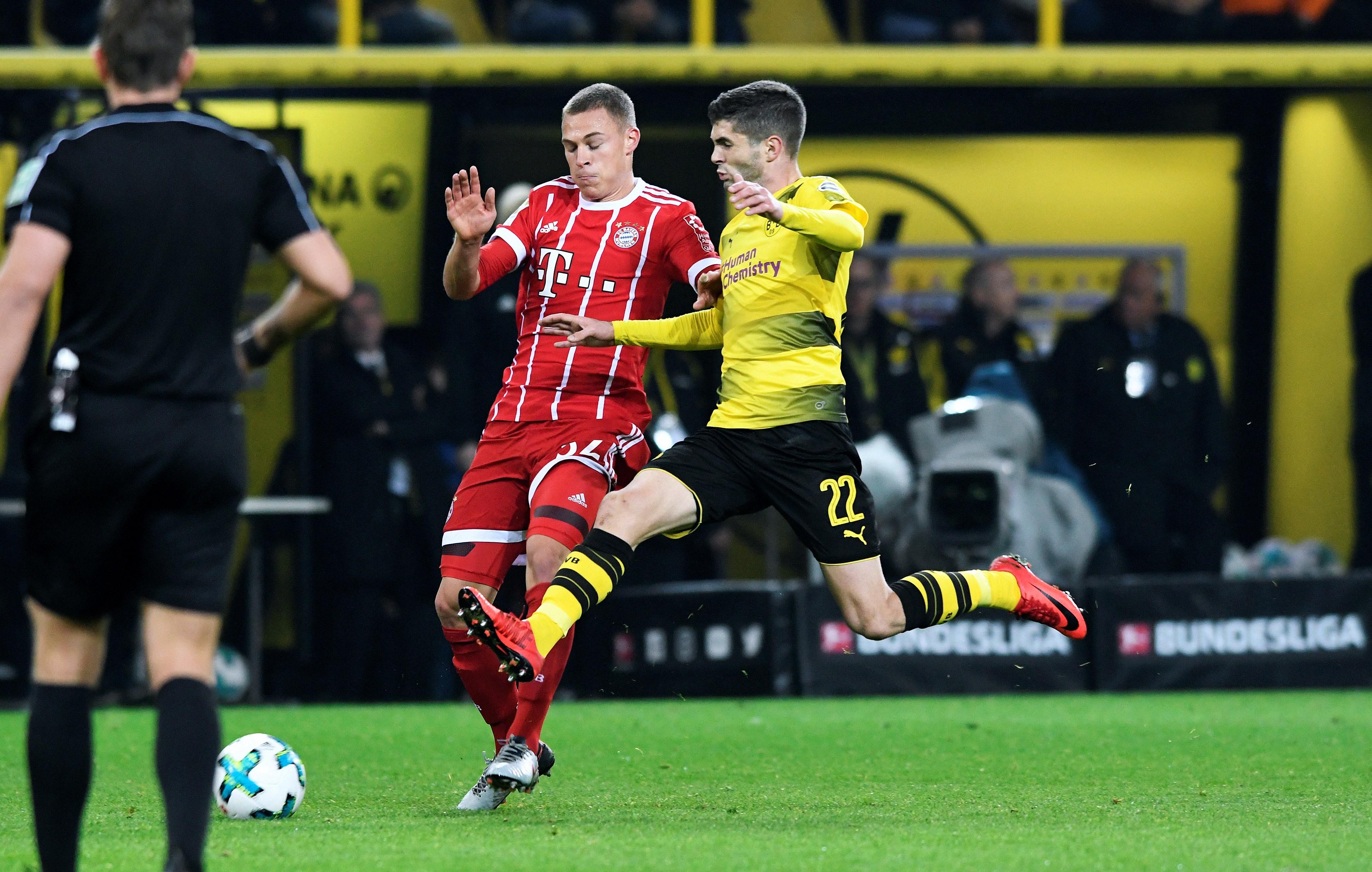 [Bundesliga] Joshua Kimmich, la force tranquille