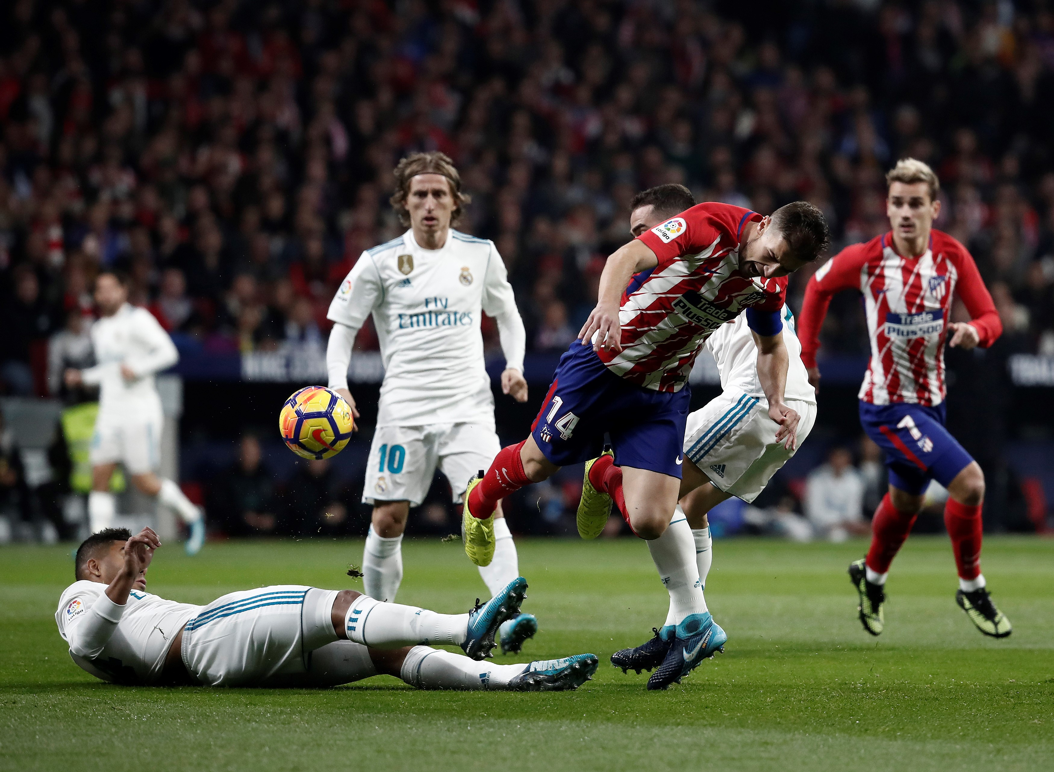 [Liga] Atletico Madrid – Real Madrid : les notes