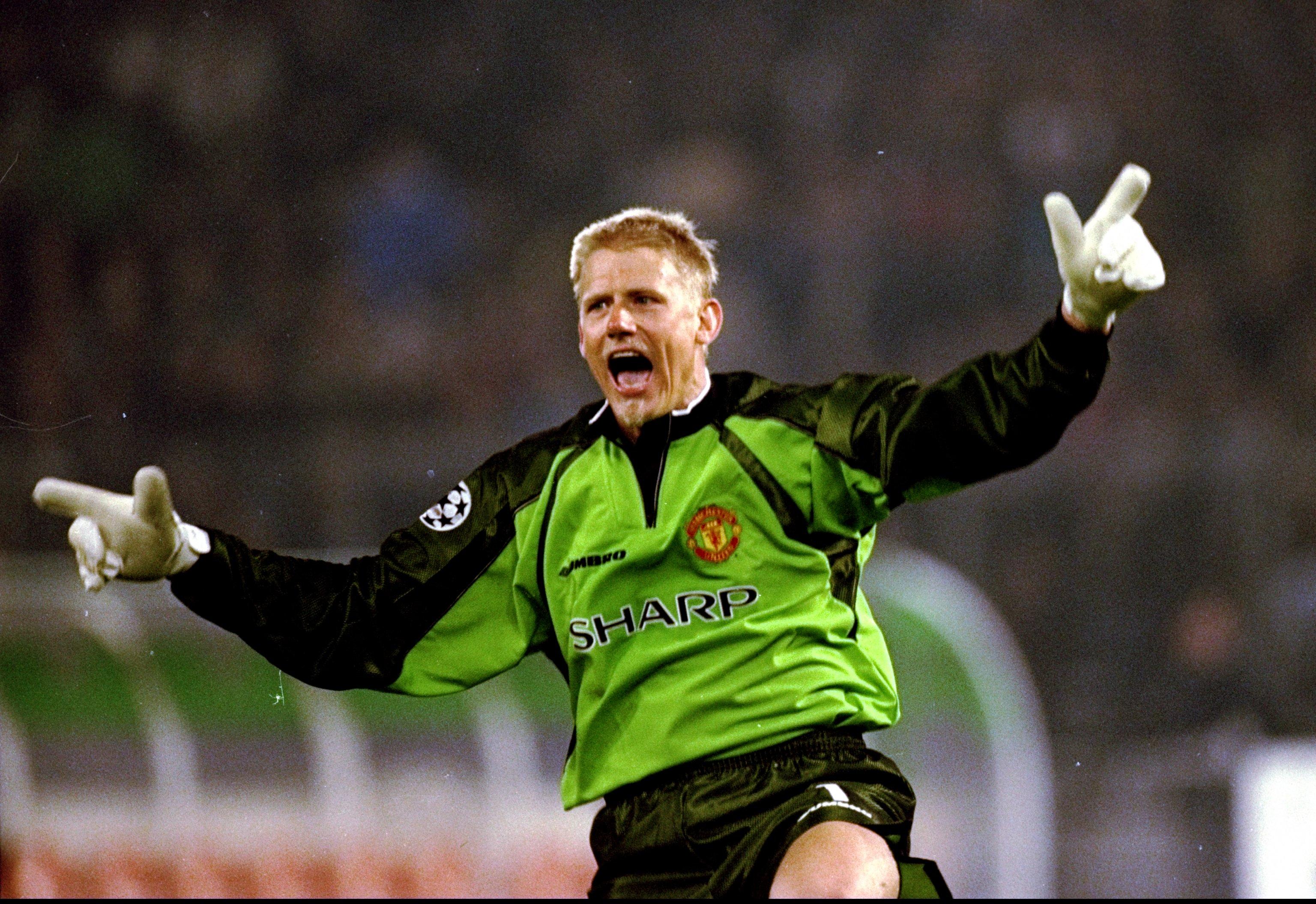 Peter Schmeichel, le géant danois