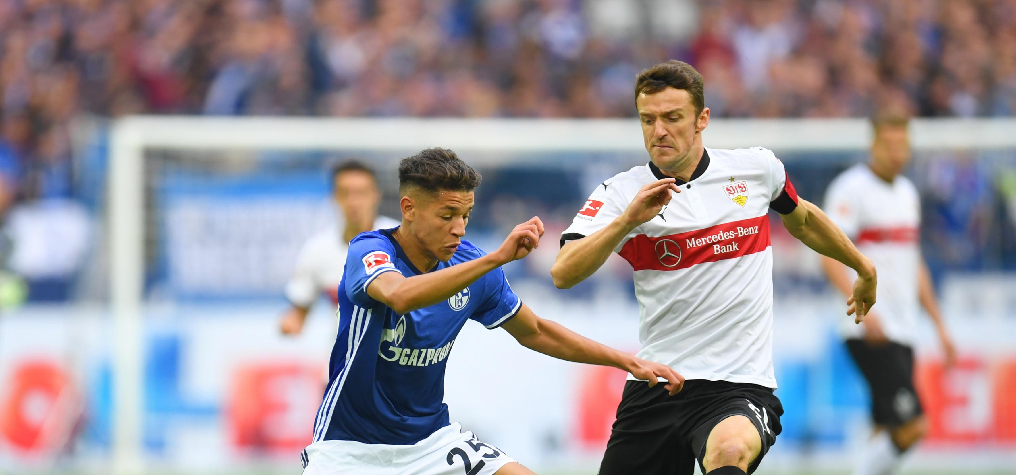 [Bundesliga] Amine Harit, le petit prince à la tunique bleu roi
